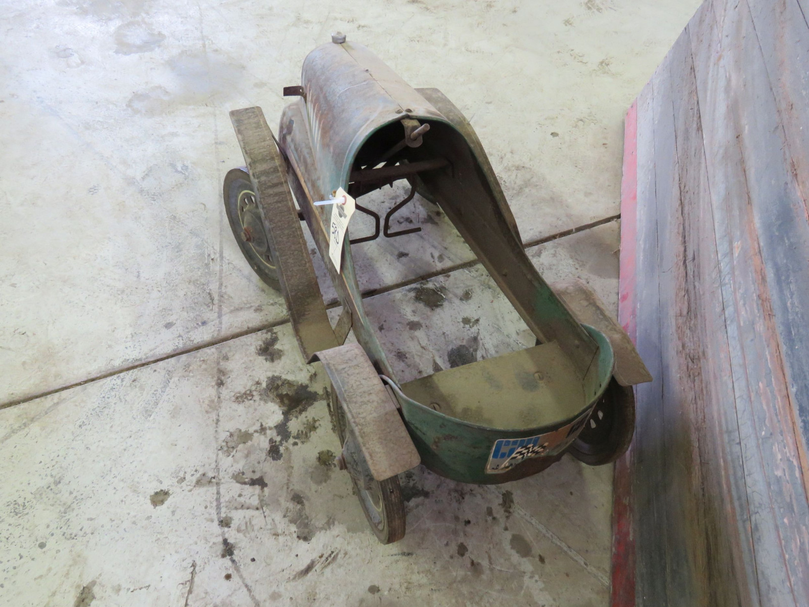 Garton Hot Rod Pedal Car for Restore - Image 3