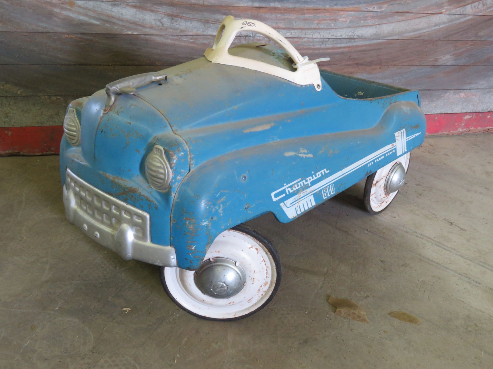 Murray Champion 610 Pedal car - Image 1