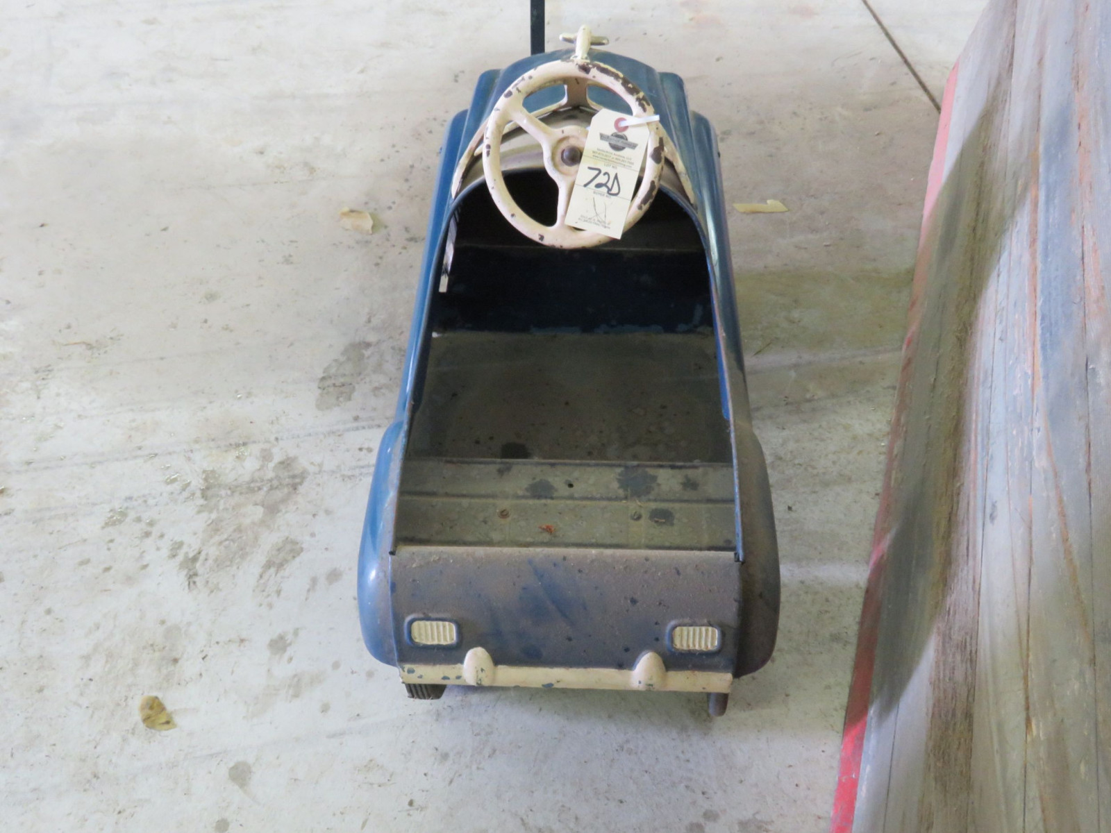 Vintage Murray Pedal Car - Image 4