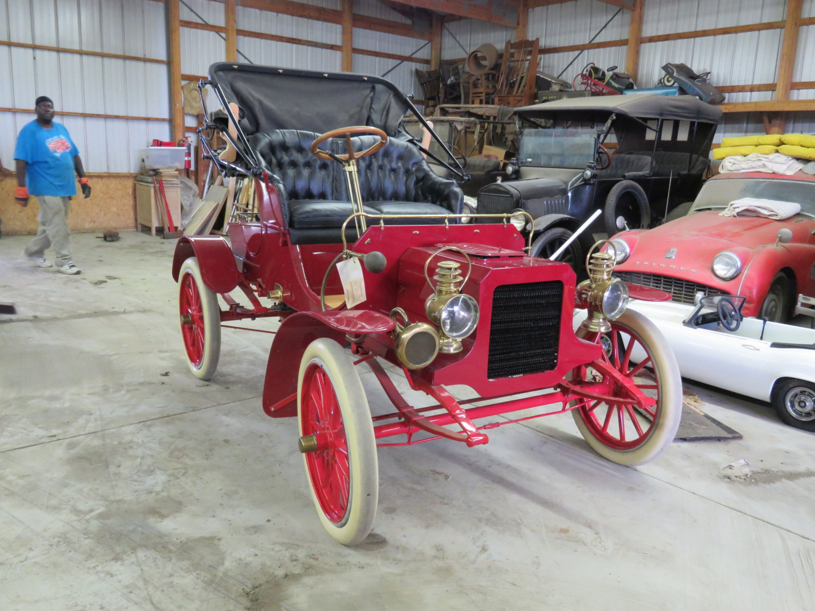 1906 REO Model B Roadster - Image 1