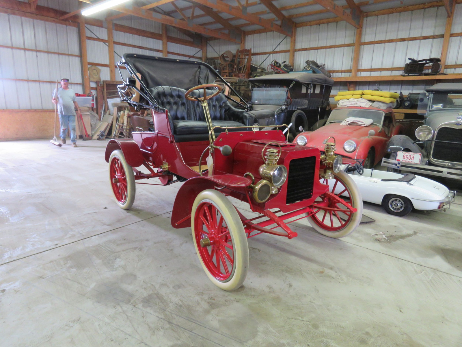 1906 REO Model B Roadster - Image 18