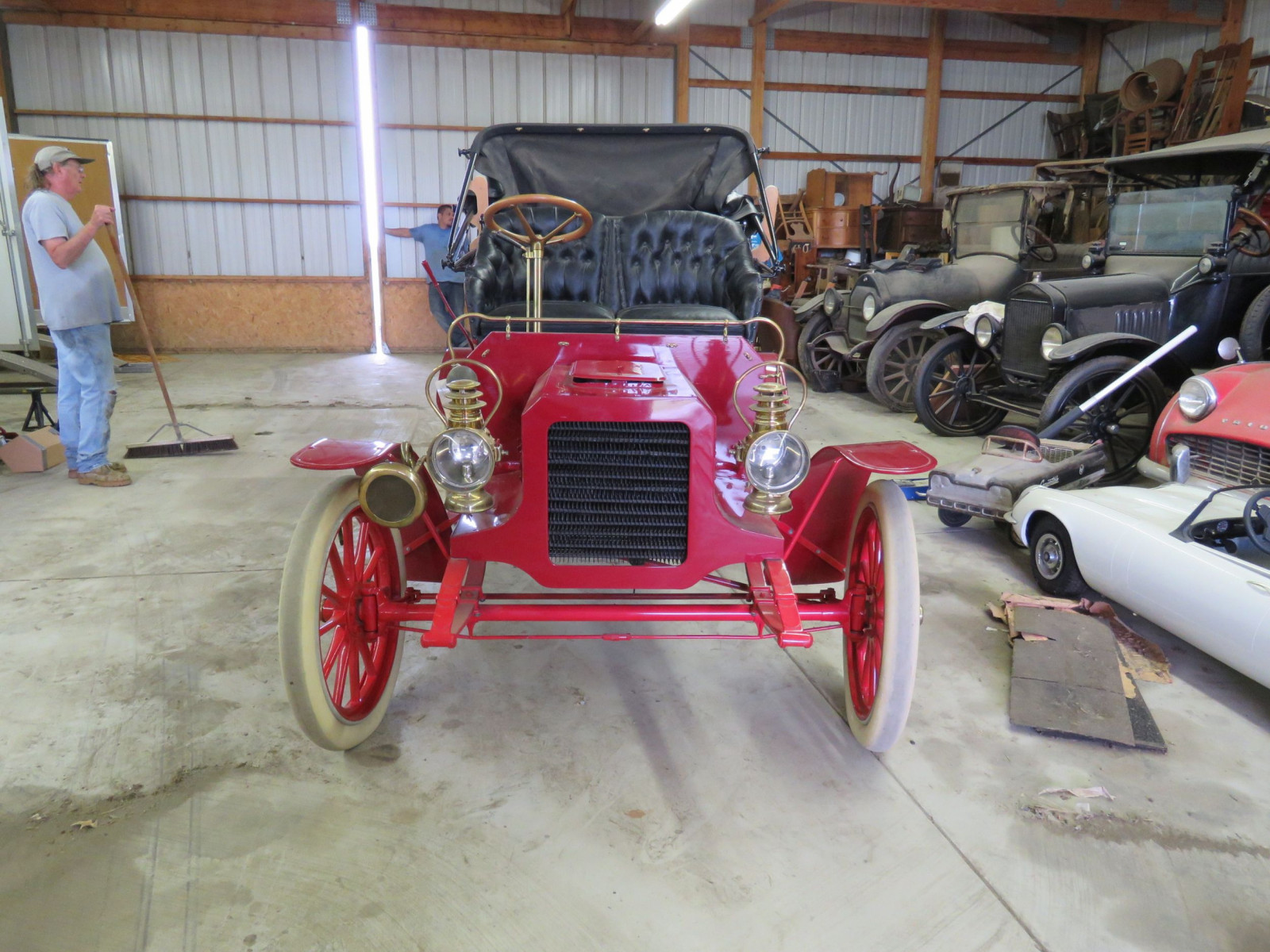1906 REO Model B Roadster - Image 2