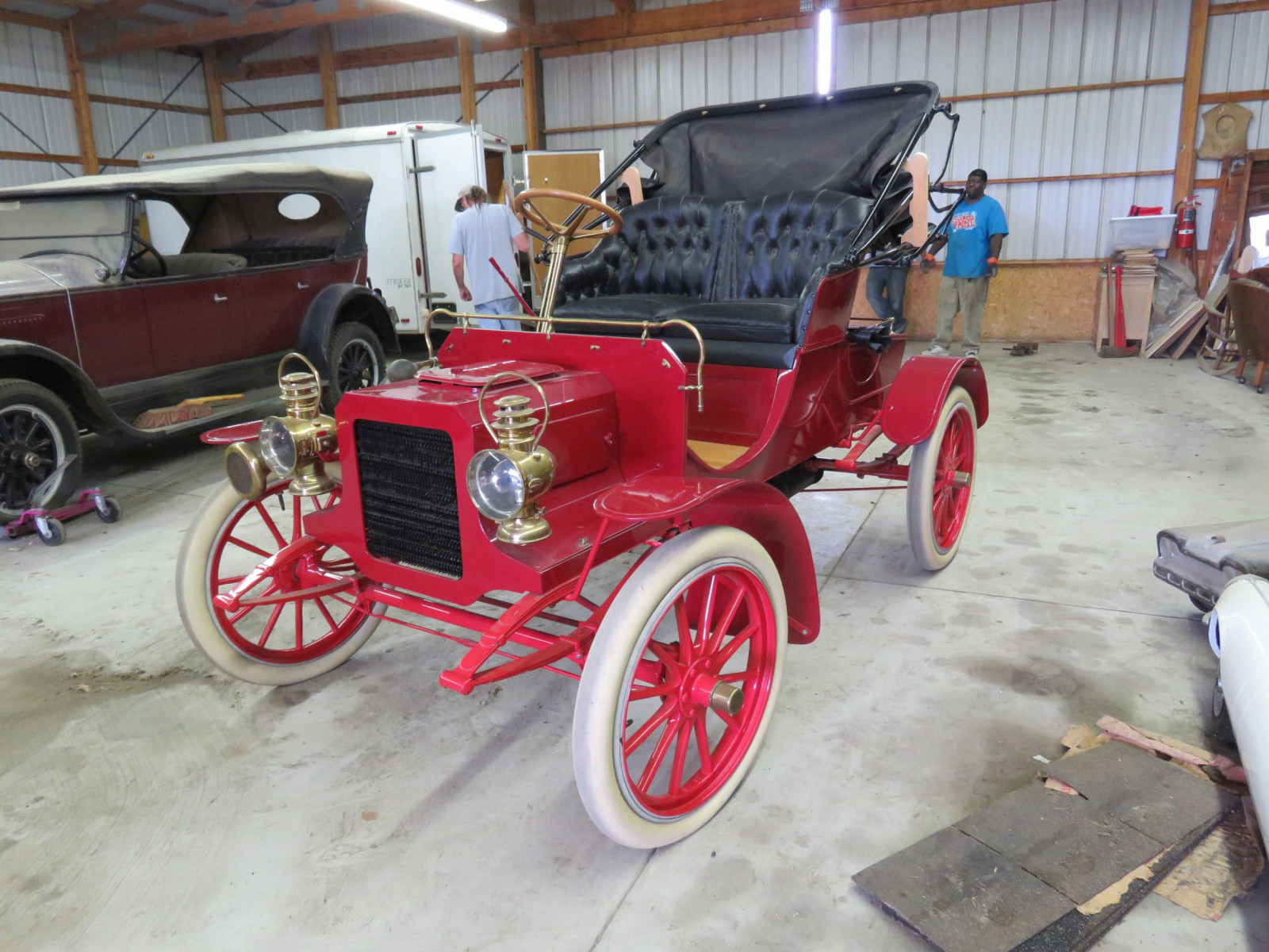 1906 REO Model B Roadster - Image 3