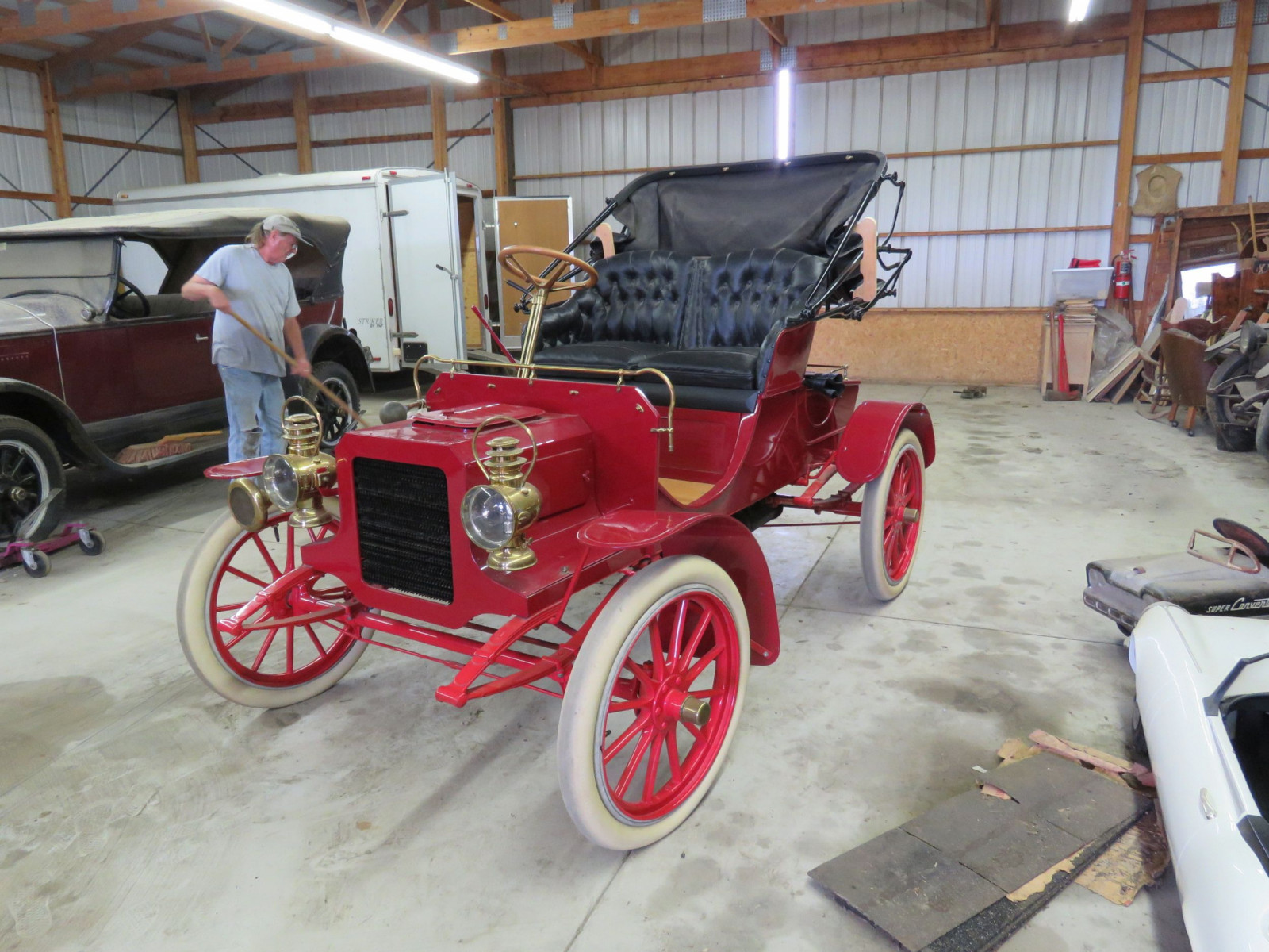 1906 REO Model B Roadster - Image 6