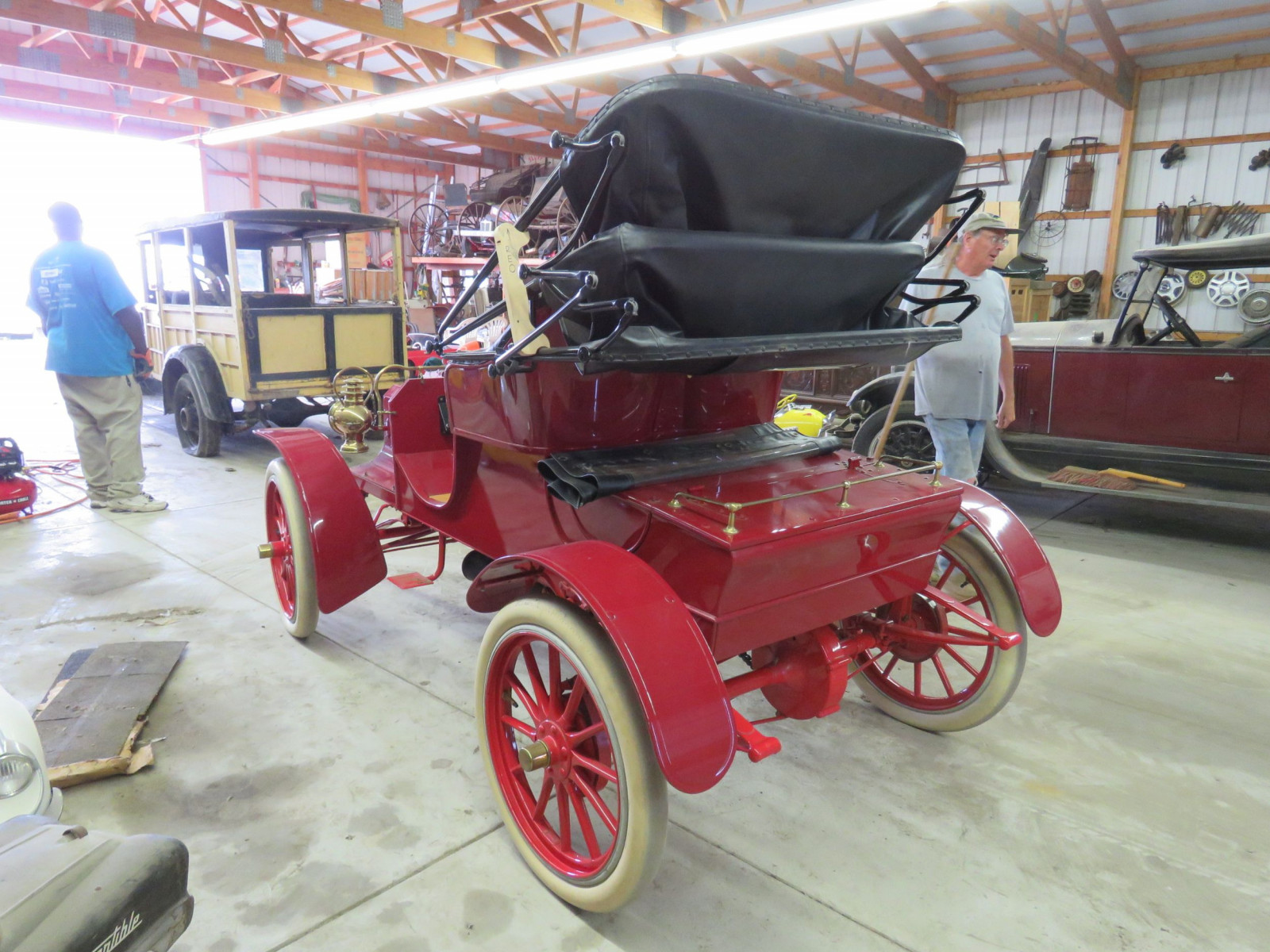 1906 REO Model B Roadster - Image 7
