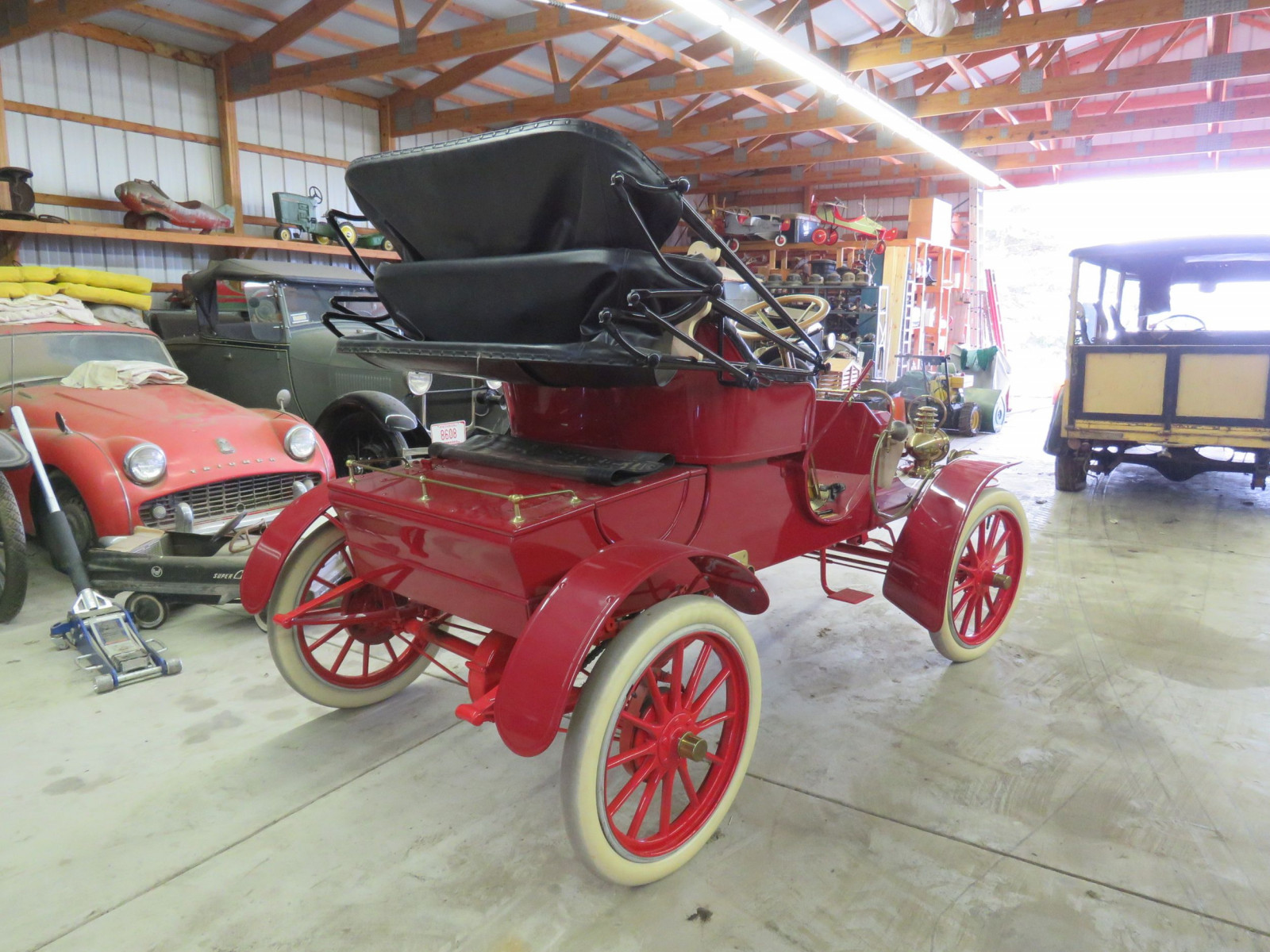 1906 REO Model B Roadster - Image 9