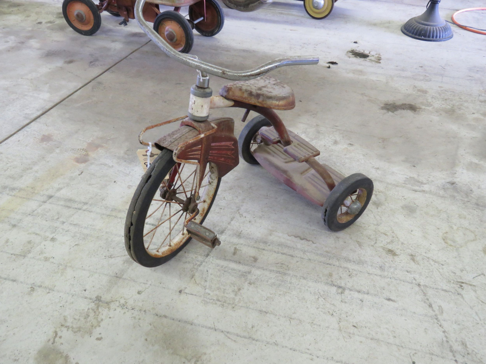 Art Deco Tricycle - Image 2