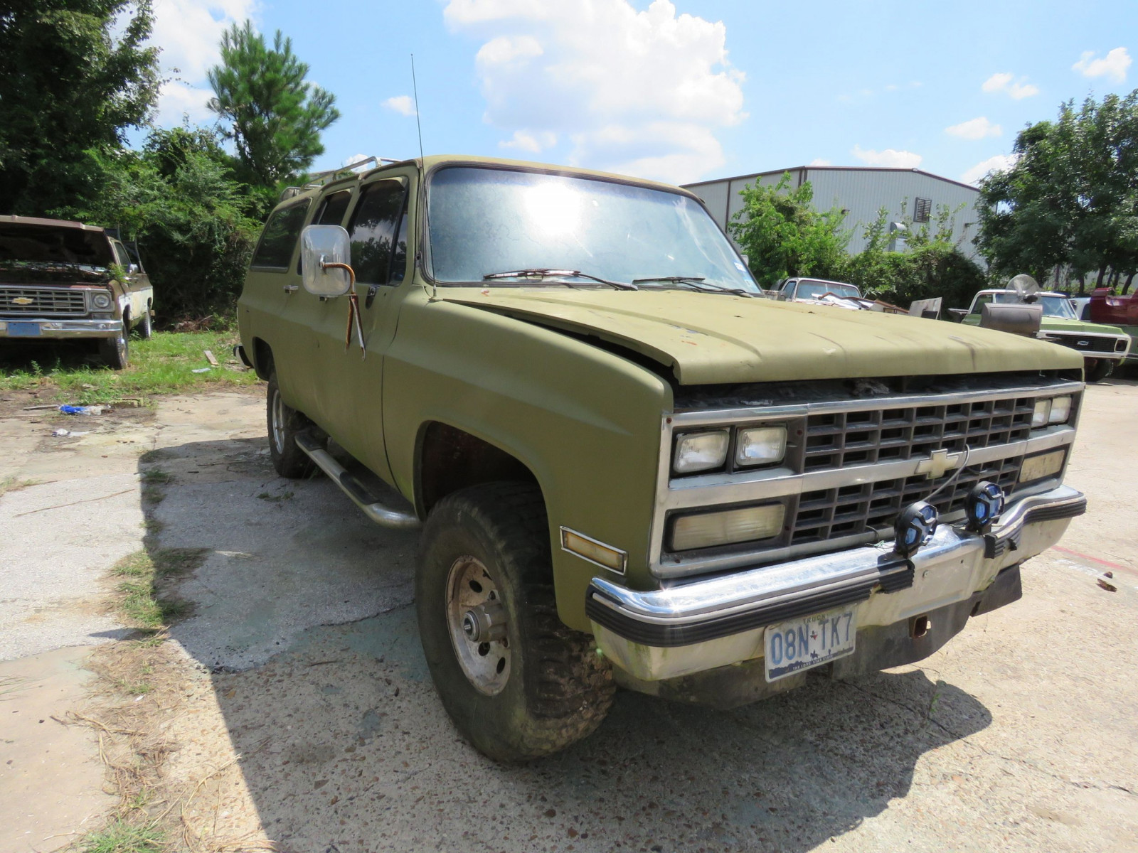 1990 Chevrolet Suburban 4x4 Project - Image 3