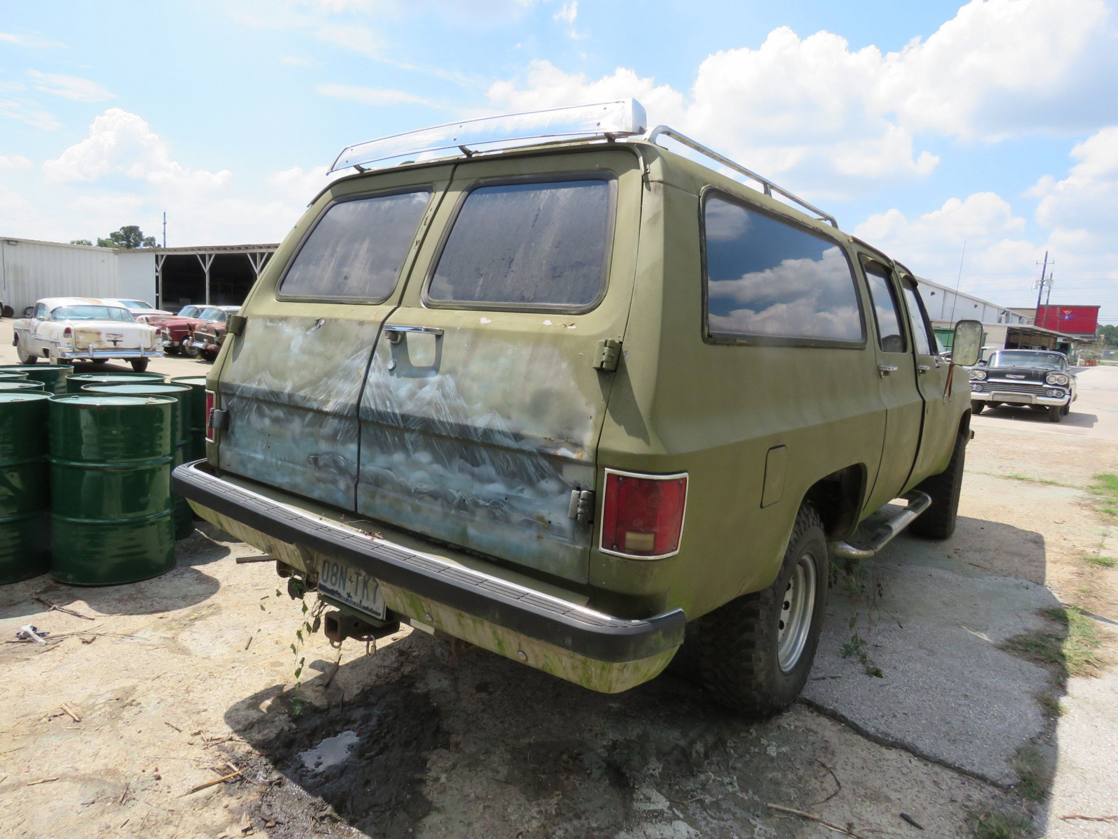 1990 Chevrolet Suburban 4x4 Project - Image 4