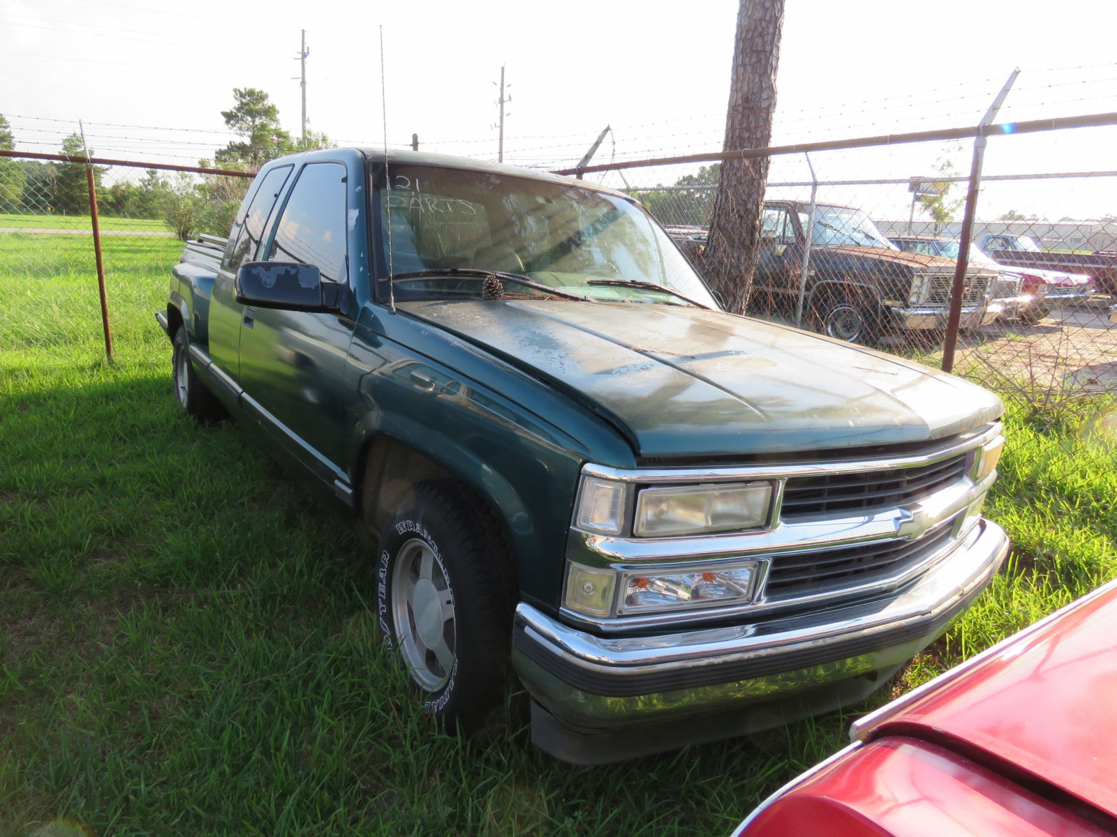1995 Chevrolet Stepside Pickup - Image 1