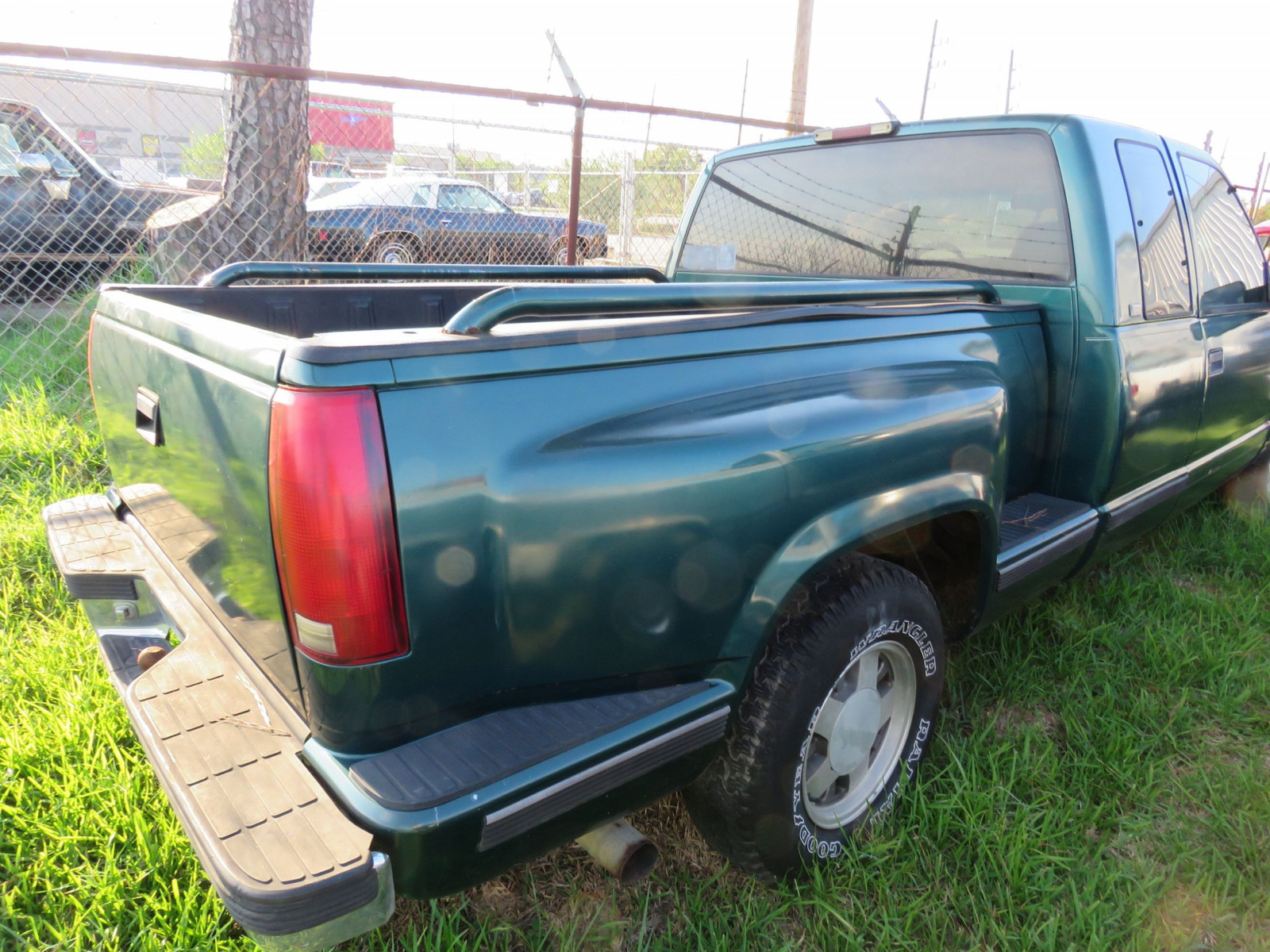 1995 Chevrolet Stepside Pickup - Image 3