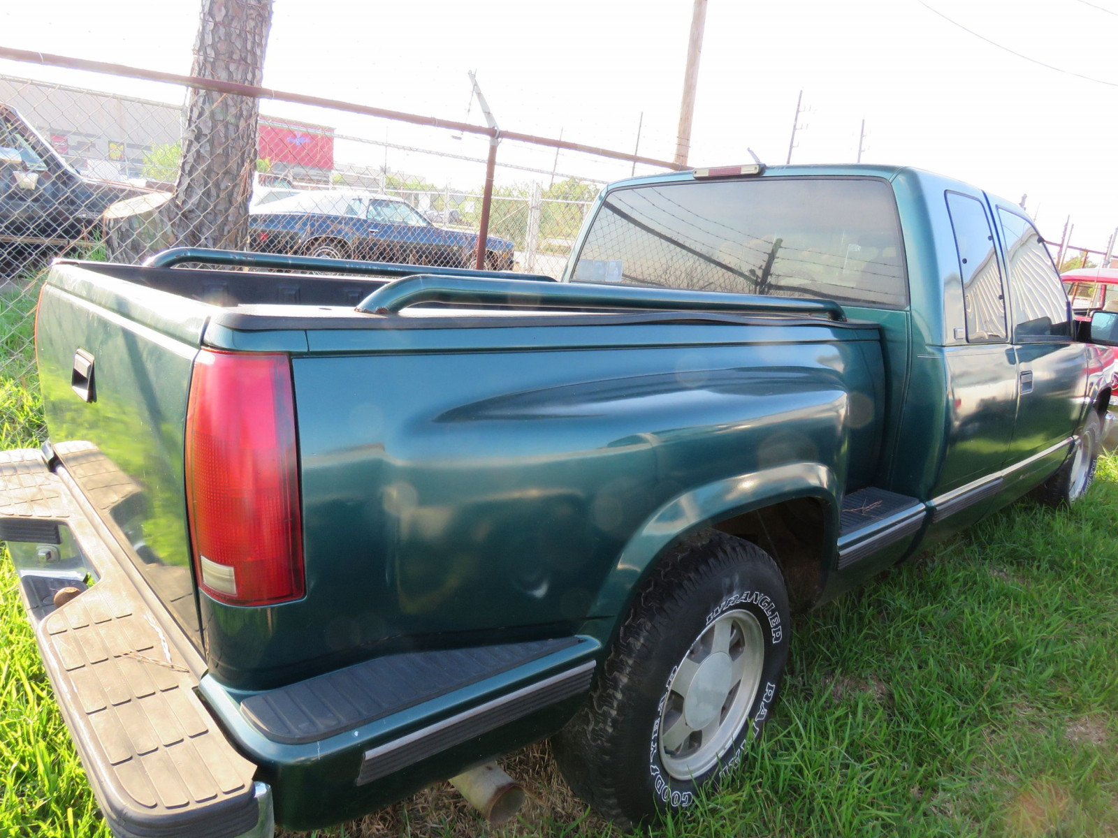 1995 Chevrolet Stepside Pickup - Image 4