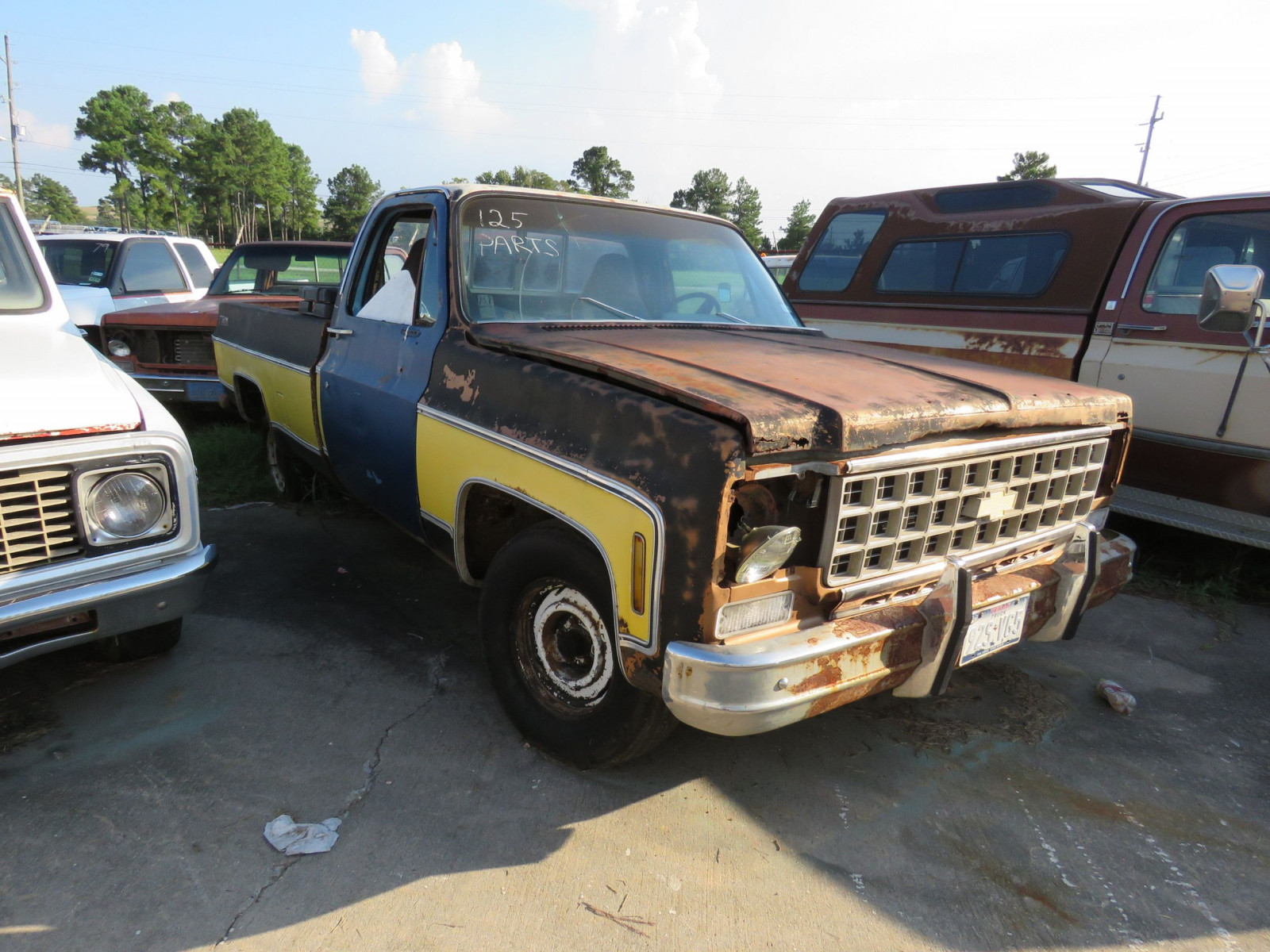 1979 Chevrolet Pickup - Image 2