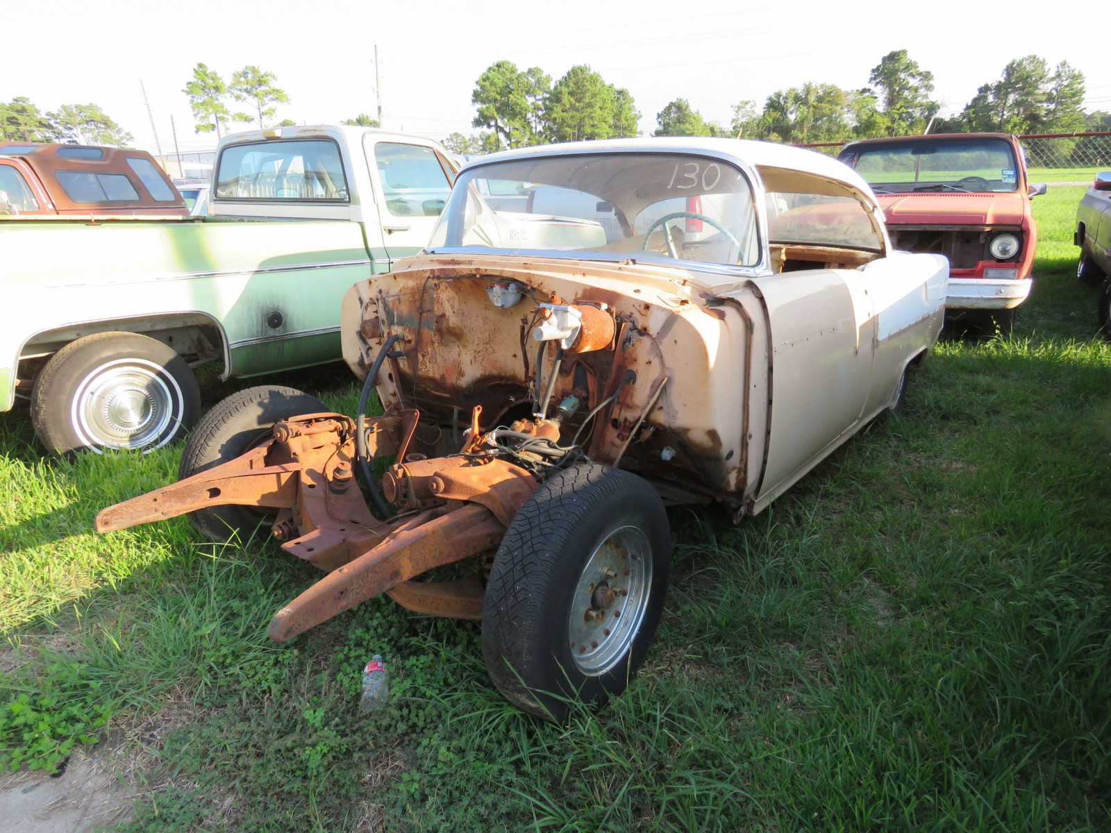 1955 Chevrolet for project - Image 1