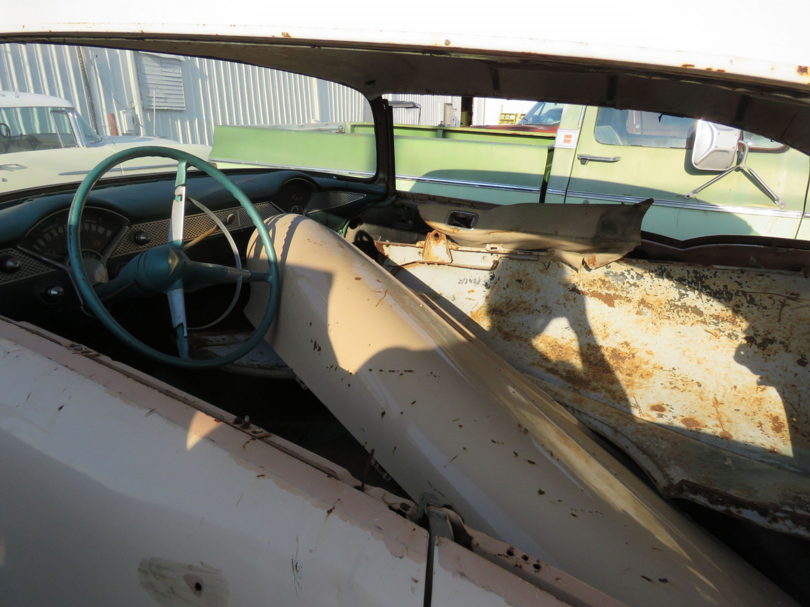 1955 Chevrolet for project - Image 3