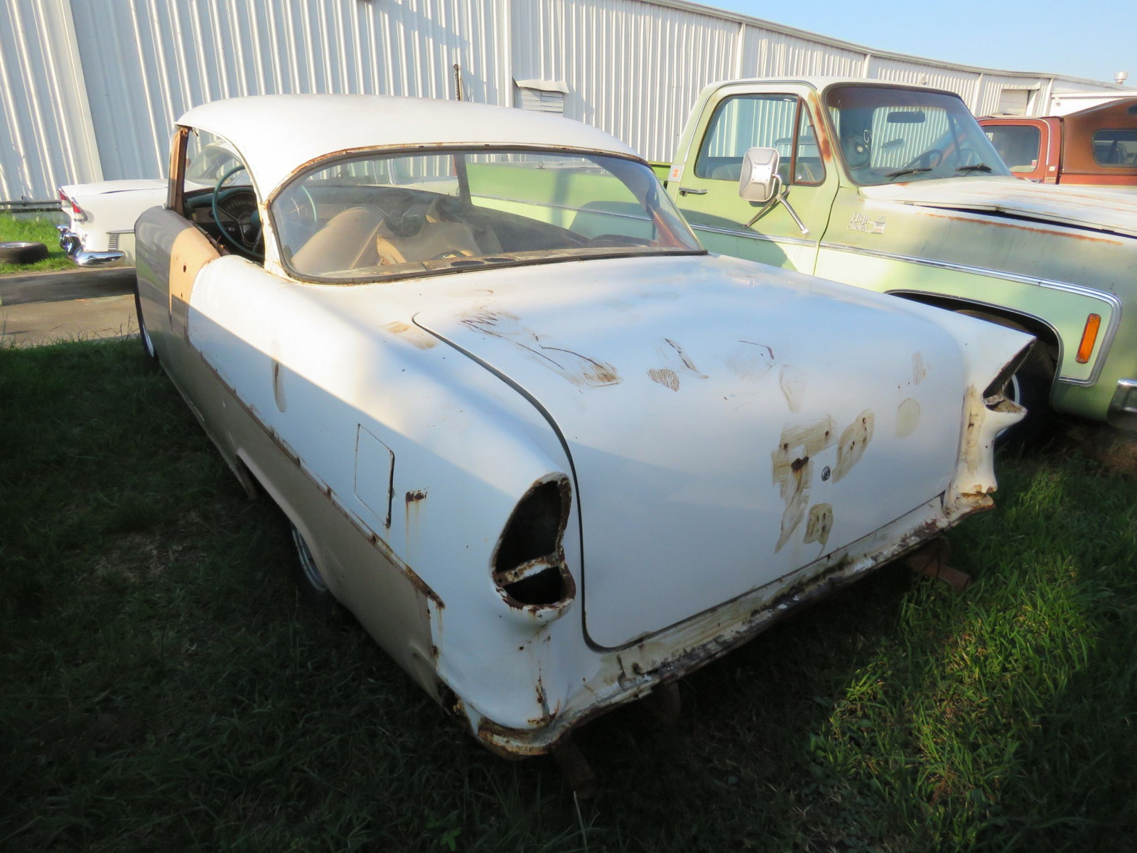 1955 Chevrolet for project - Image 4