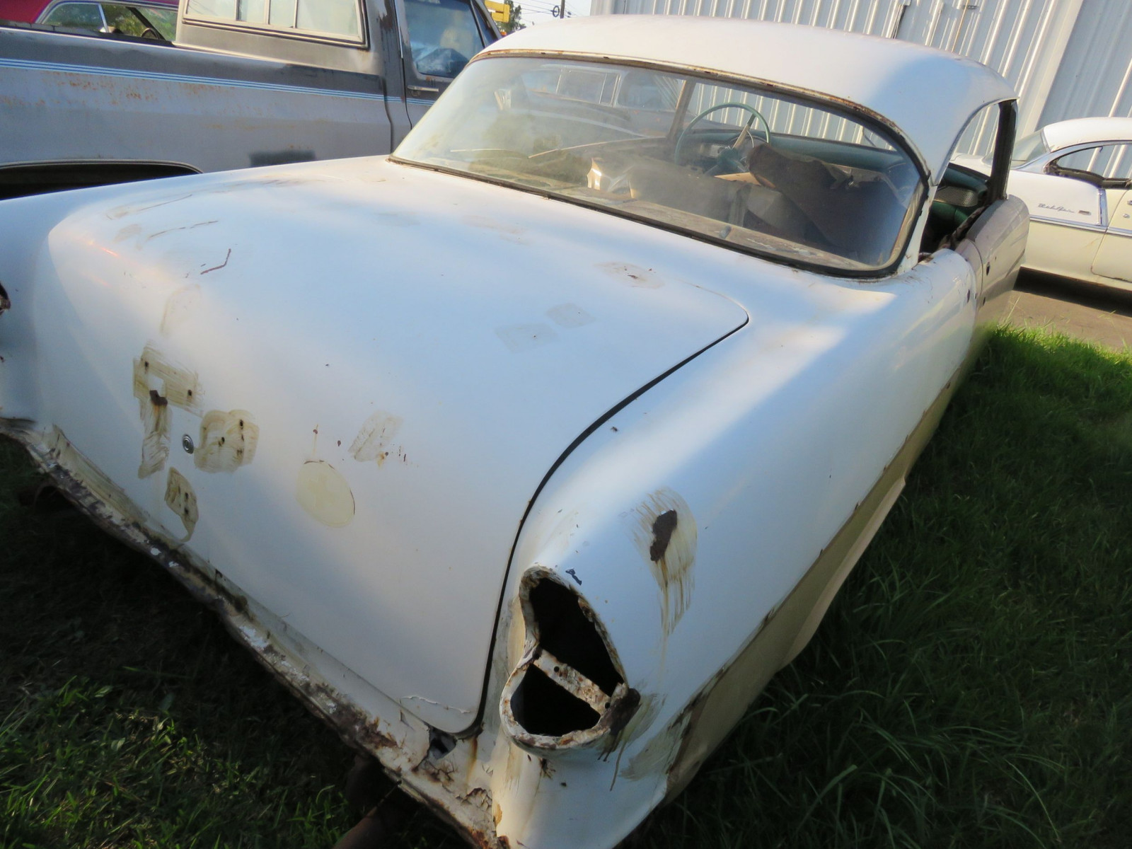 1955 Chevrolet for project - Image 5