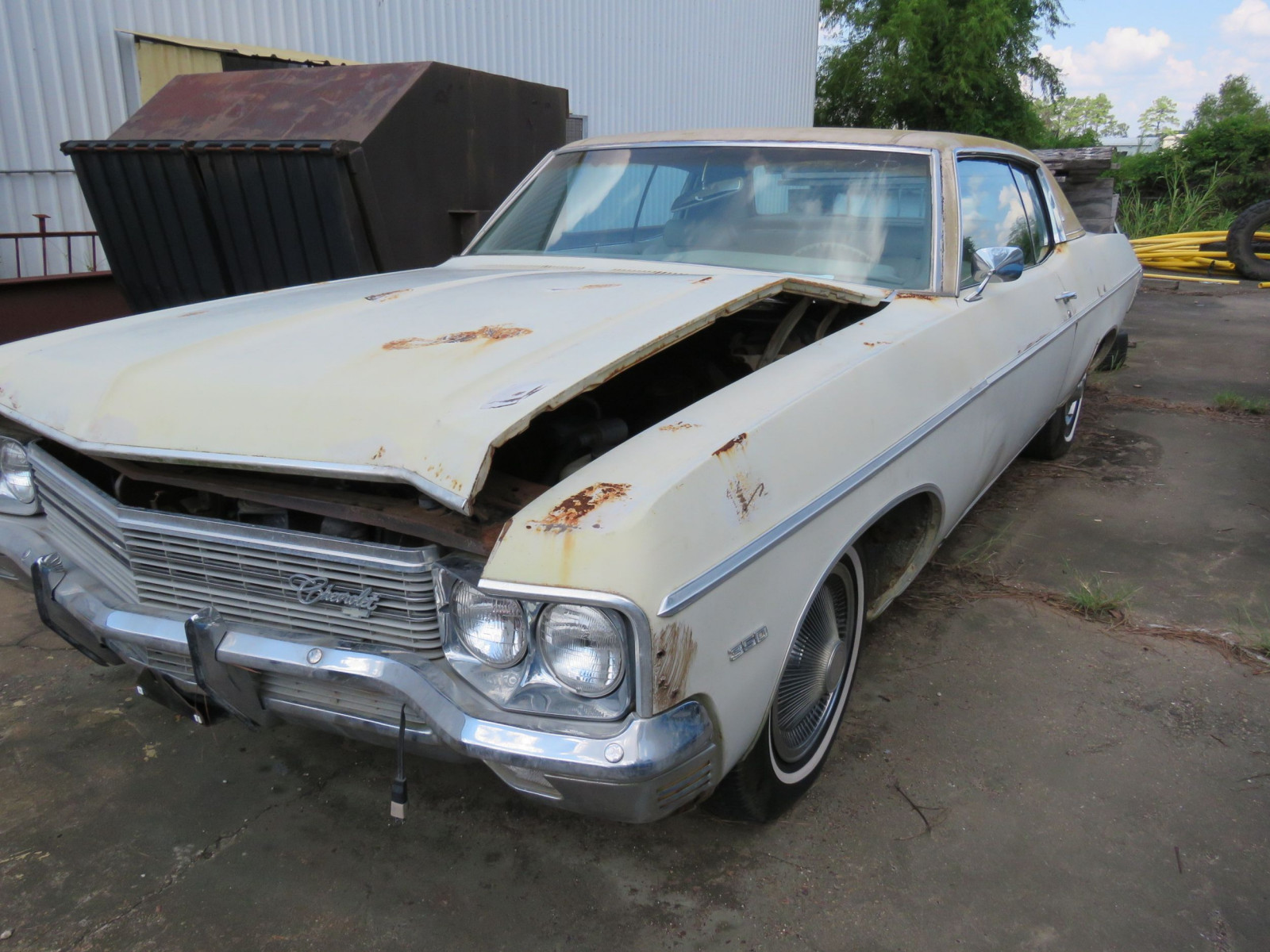 1970 Chevrolet Caprice 2dr HT - Image 1