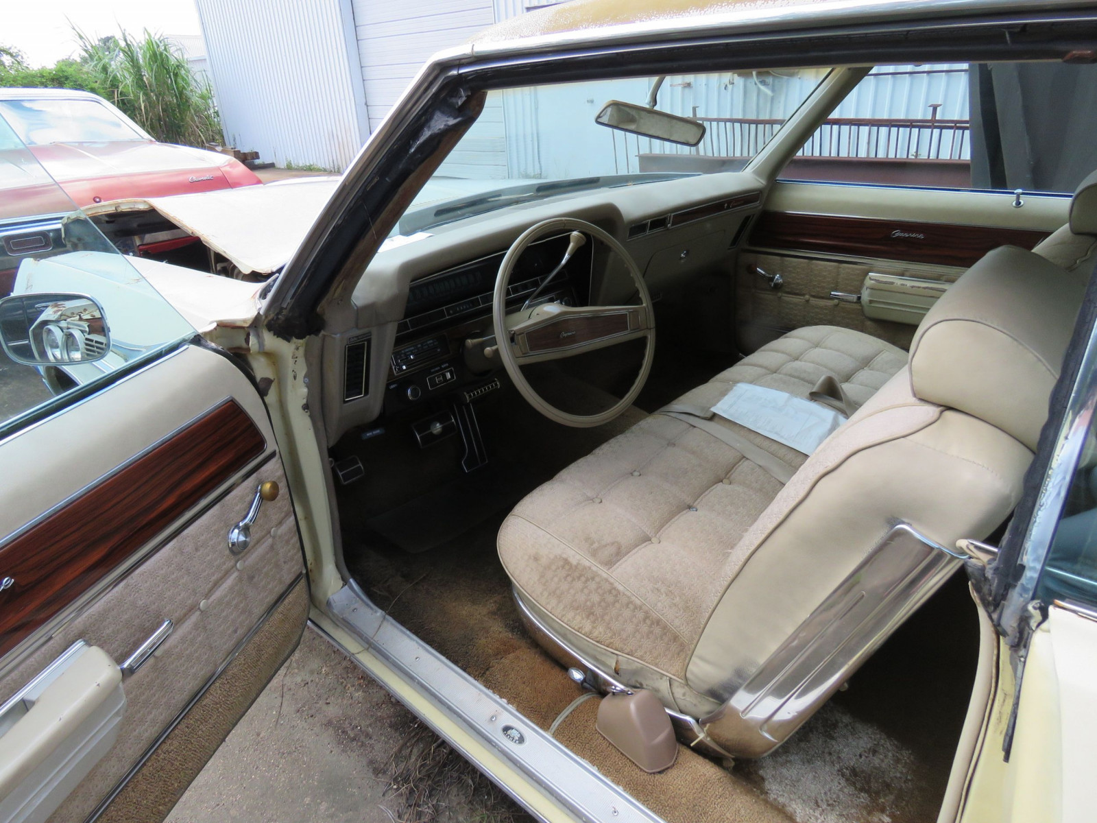 1970 Chevrolet Caprice 2dr HT - Image 7