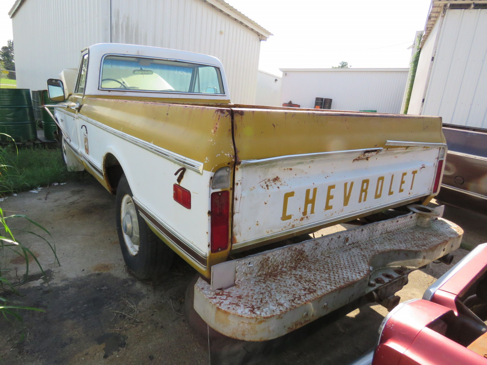 1972 Chevrolet Custom C20 Pickup - Image 7