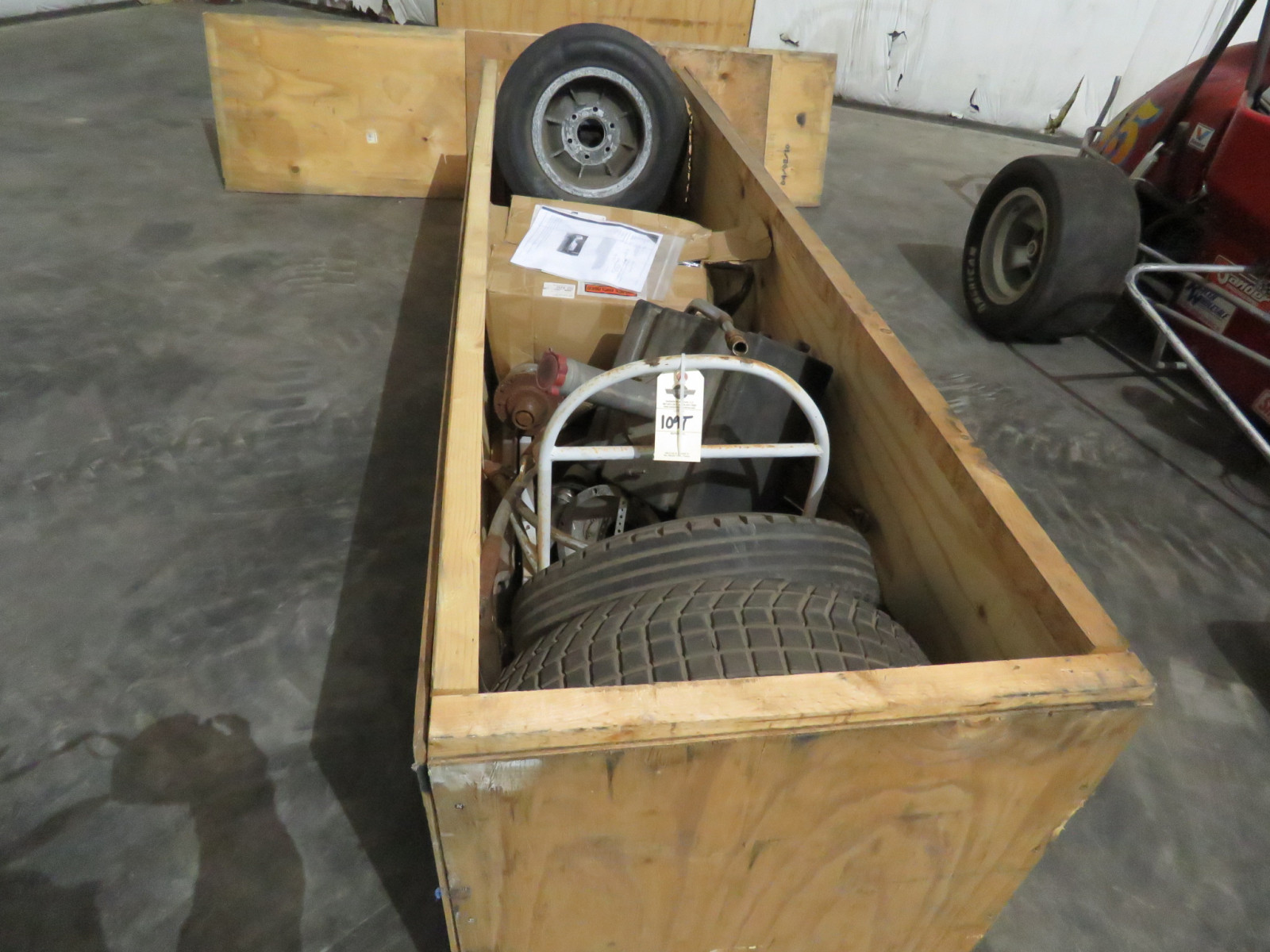 1946 Solar Aircraft Midget Race Car Project - Image 1