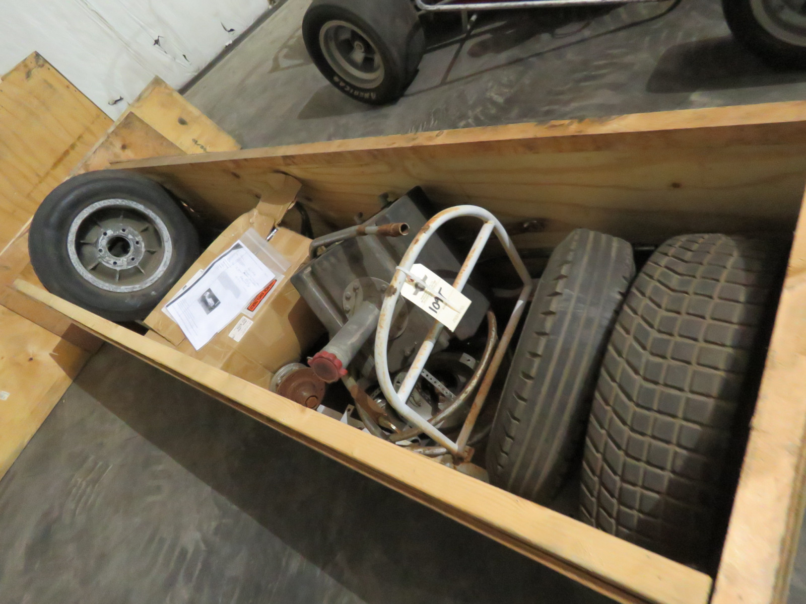 1946 Solar Aircraft Midget Race Car Project - Image 2