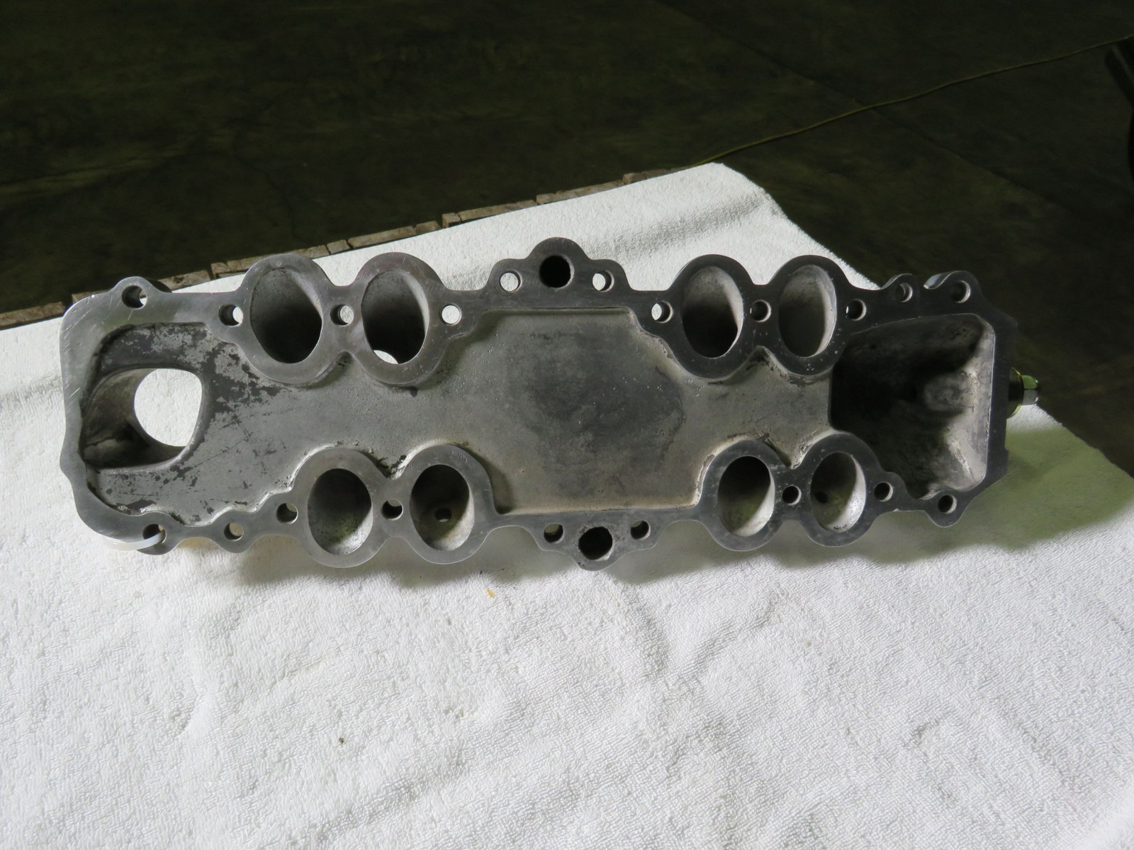 Rare Freiman Universal Type Dual Manifold Flathead Ford - Image 3