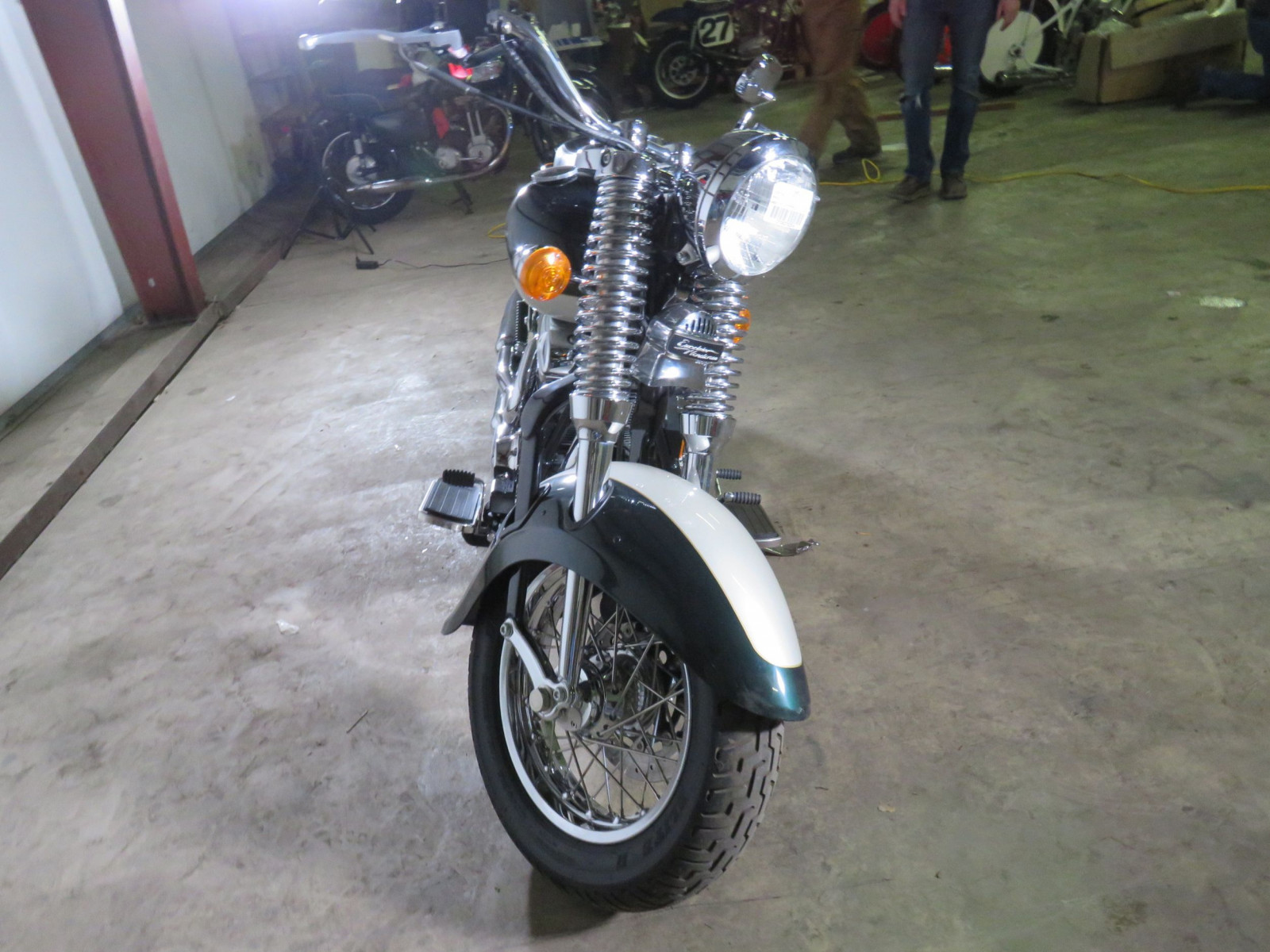 2000 Excelsior Henderson Super X Motorcycle - Image 2