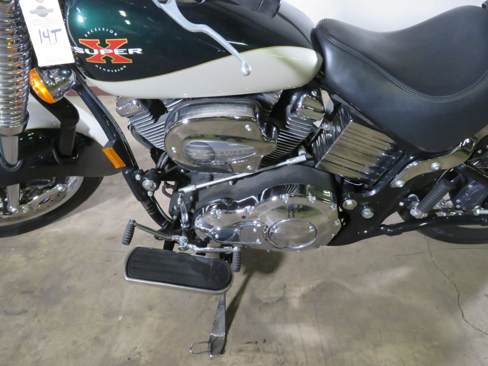 2000 Excelsior Henderson Super X Motorcycle - Image 7