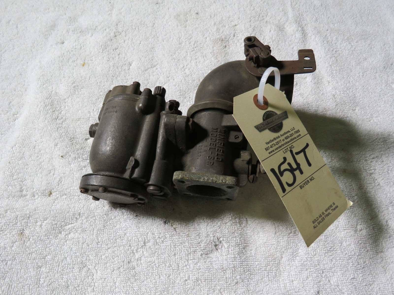 Winfield Model SR Carb - Image 2