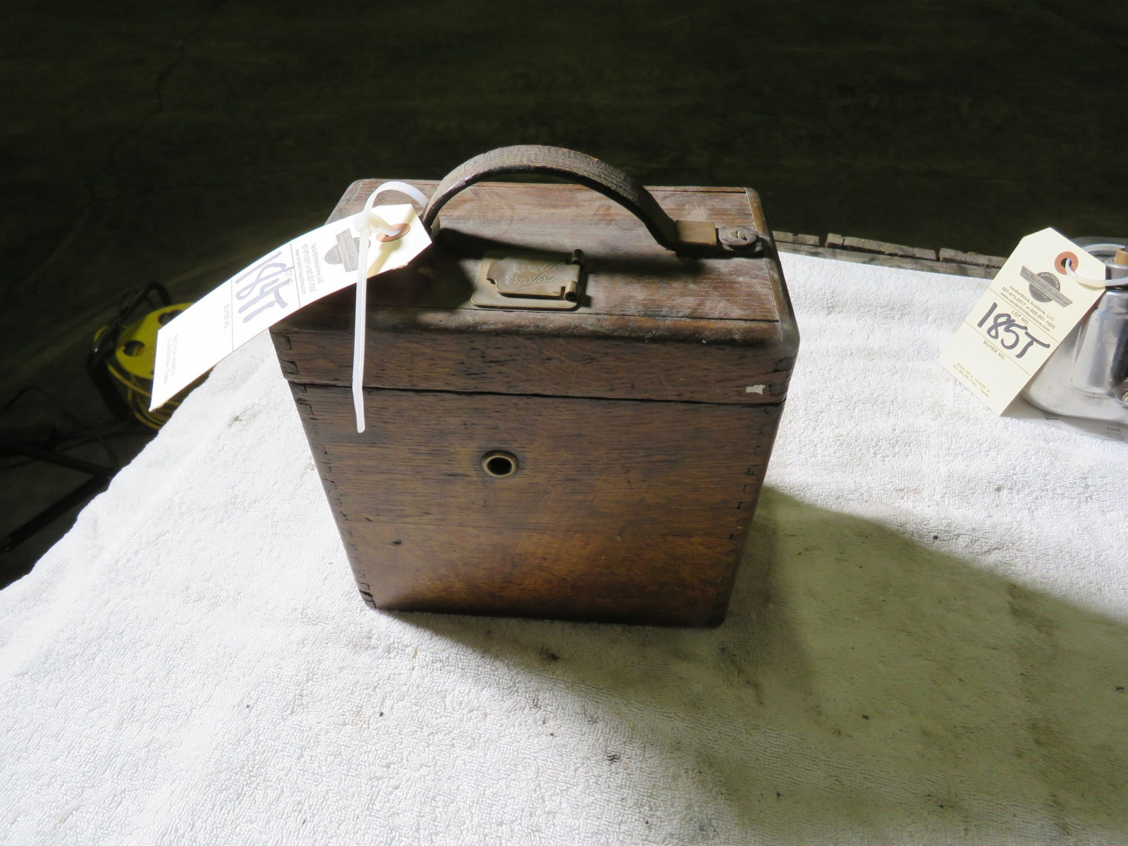 Midget Timing Box -Coulet Excelsior - Image 7
