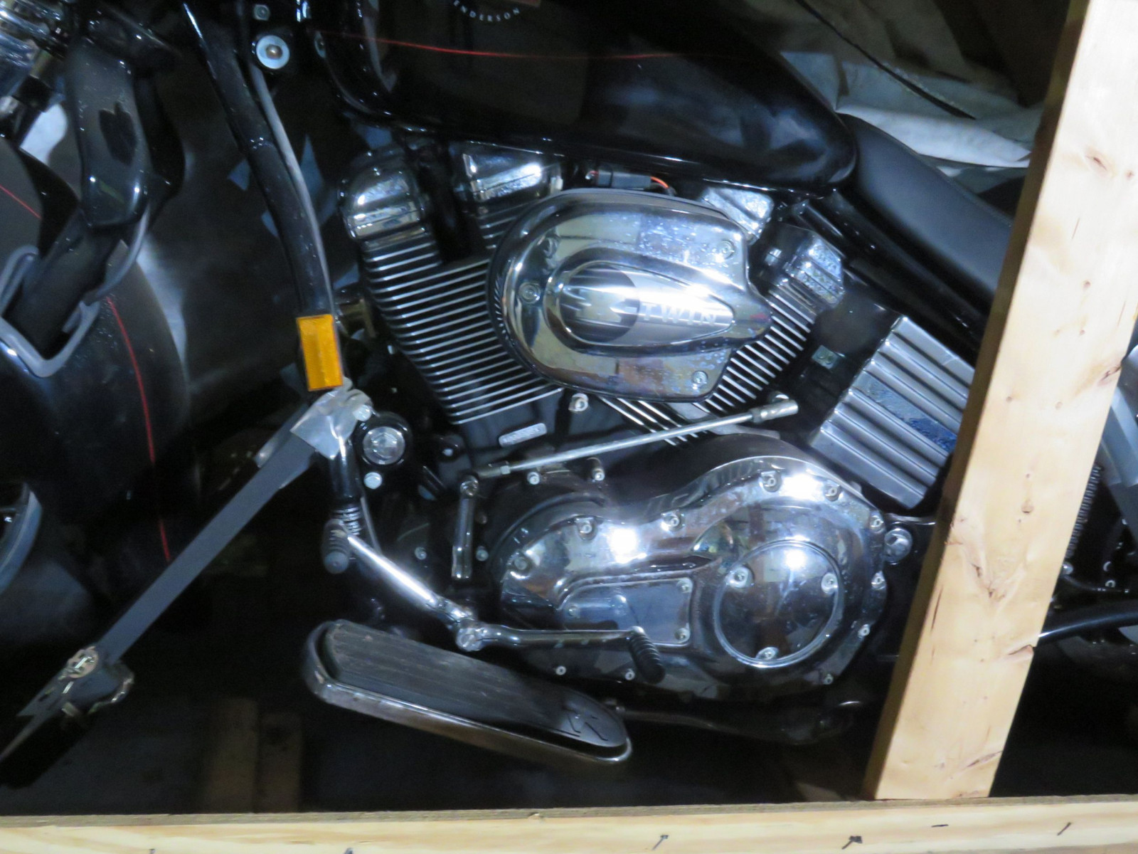 1999 Excelsior Henderson Super X NIB Motorcycle - Image 9