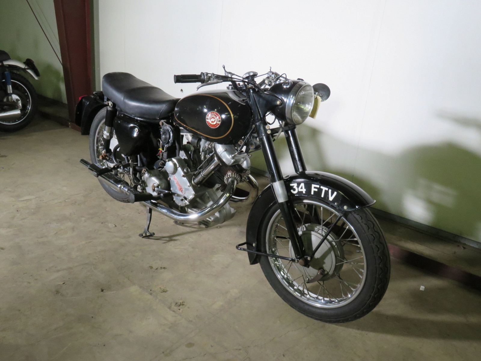 1959 Panther Model 120 Motorcycle - Image 1