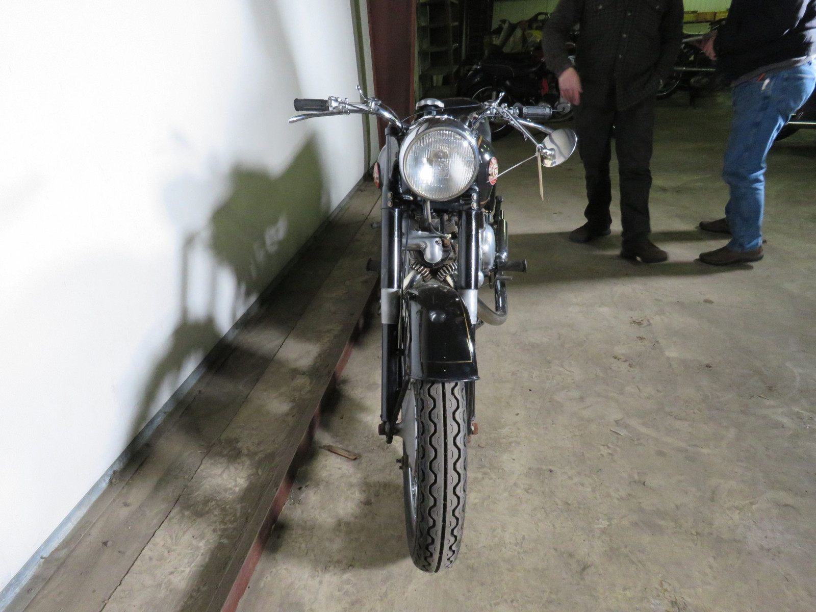 1959 Panther Model 120 Motorcycle - Image 11