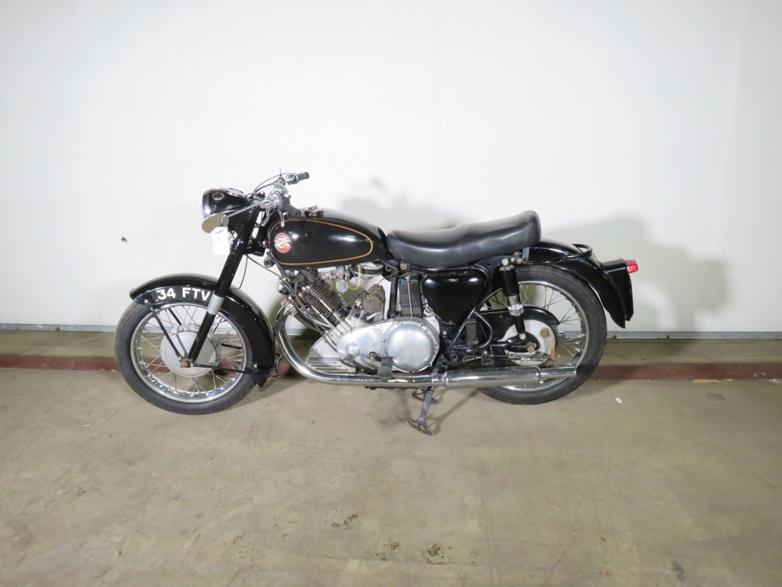 1959 Panther Model 120 Motorcycle - Image 2