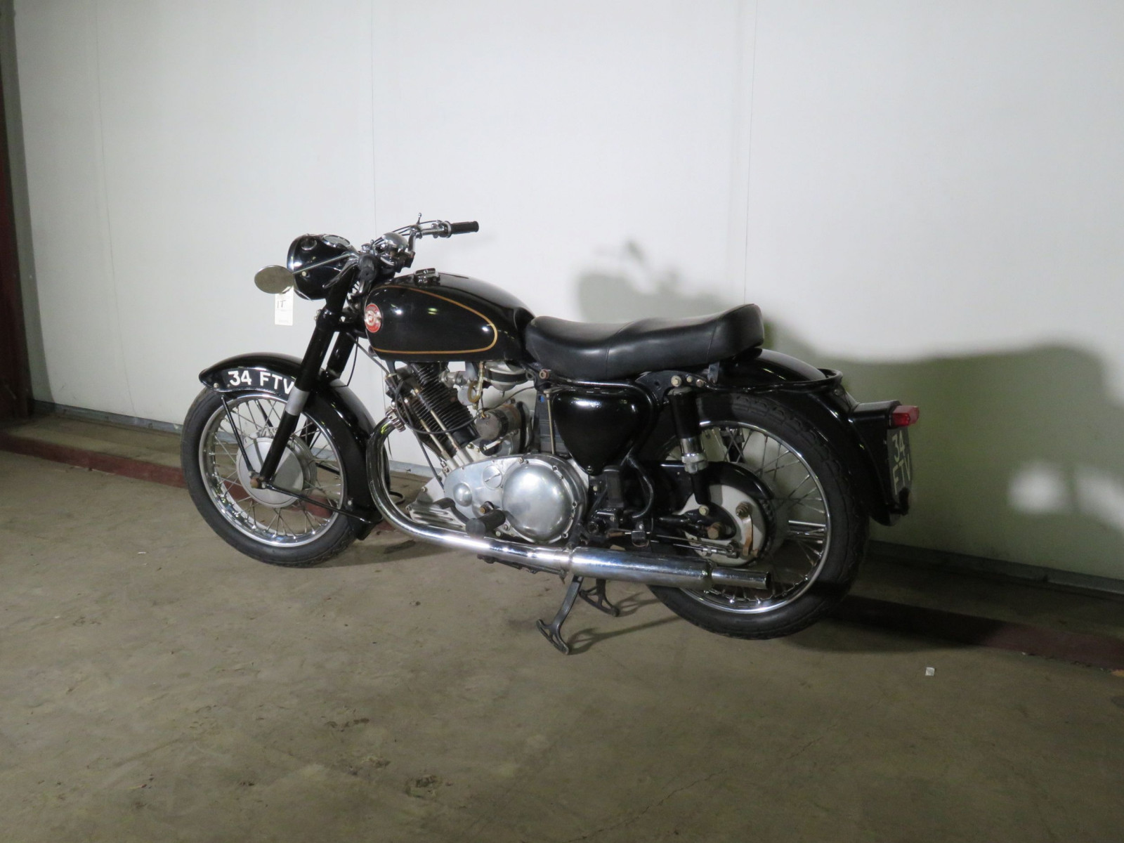 1959 Panther Model 120 Motorcycle - Image 6