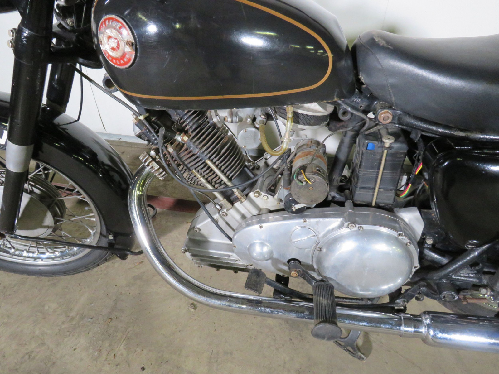1959 Panther Model 120 Motorcycle - Image 8