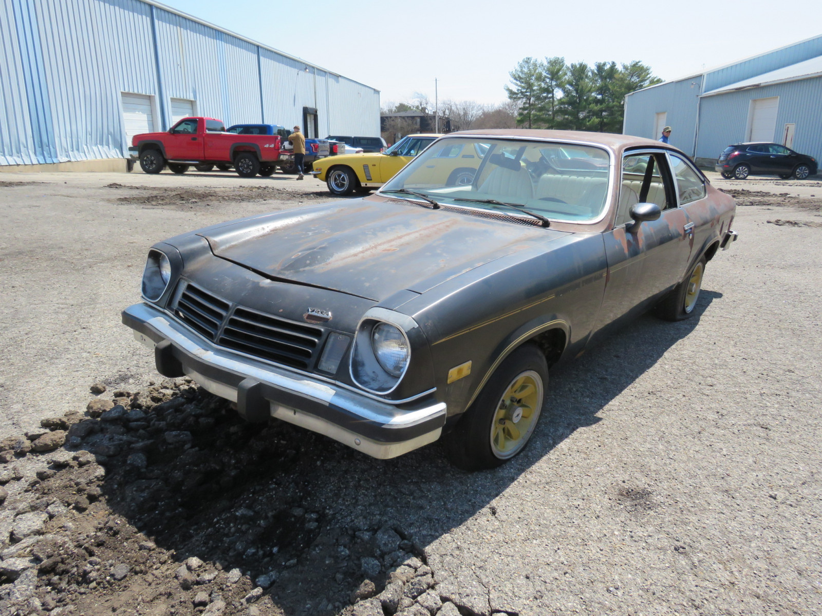 Rare 1975 Chevrolet Cosworth Vega Coupe - Image 1