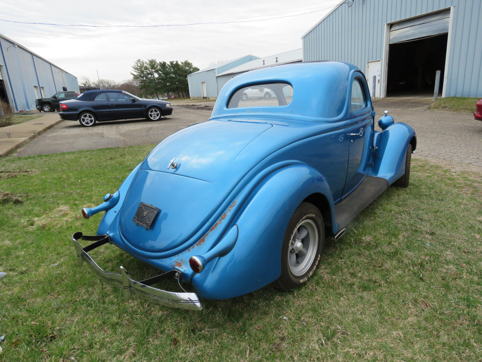 Rare 1936 Ford 3 Window Coupe - Image 7