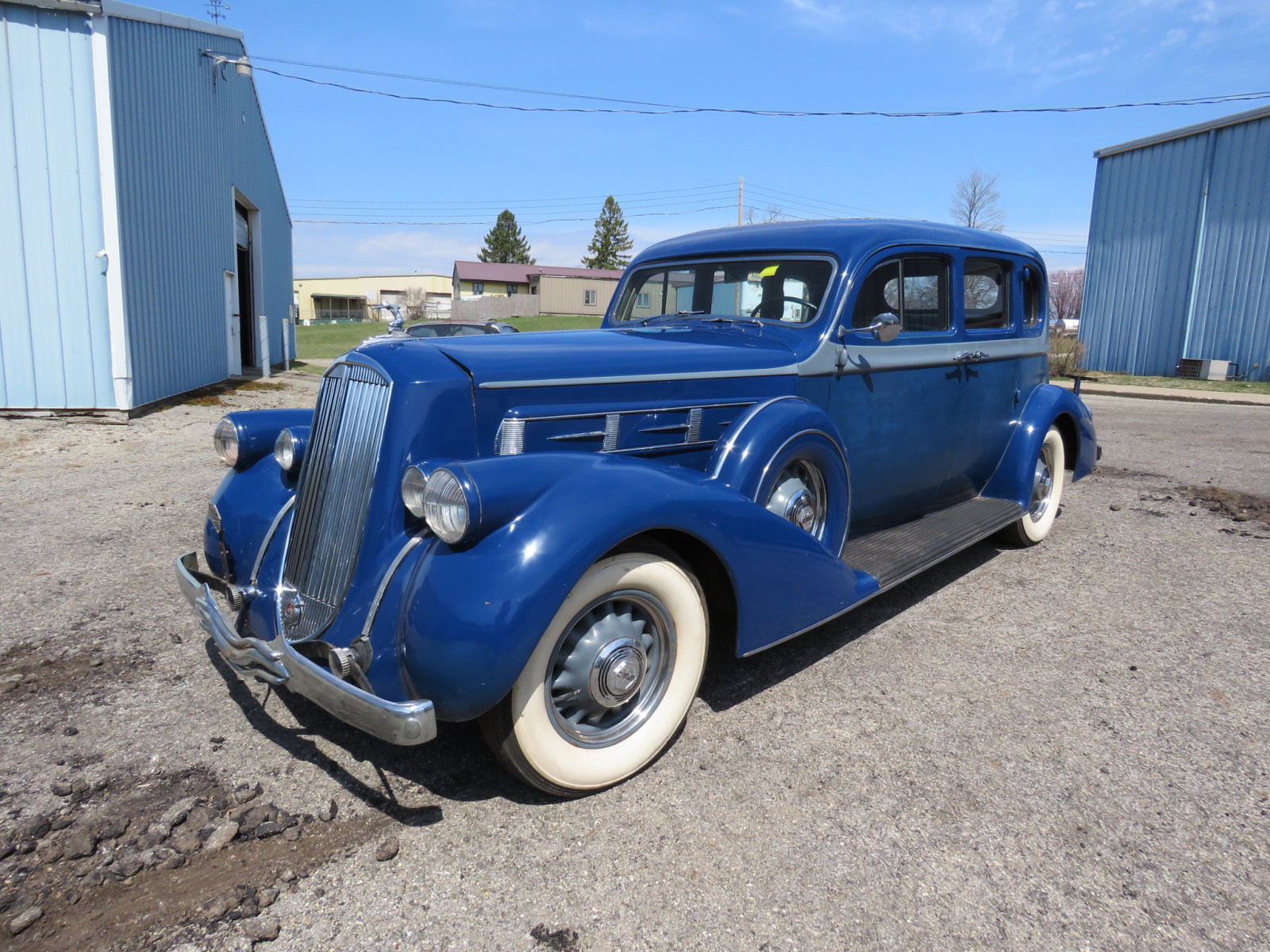1936 Pierce Arrow V12  Series 1602 5 Passenger Sedan - Image 13