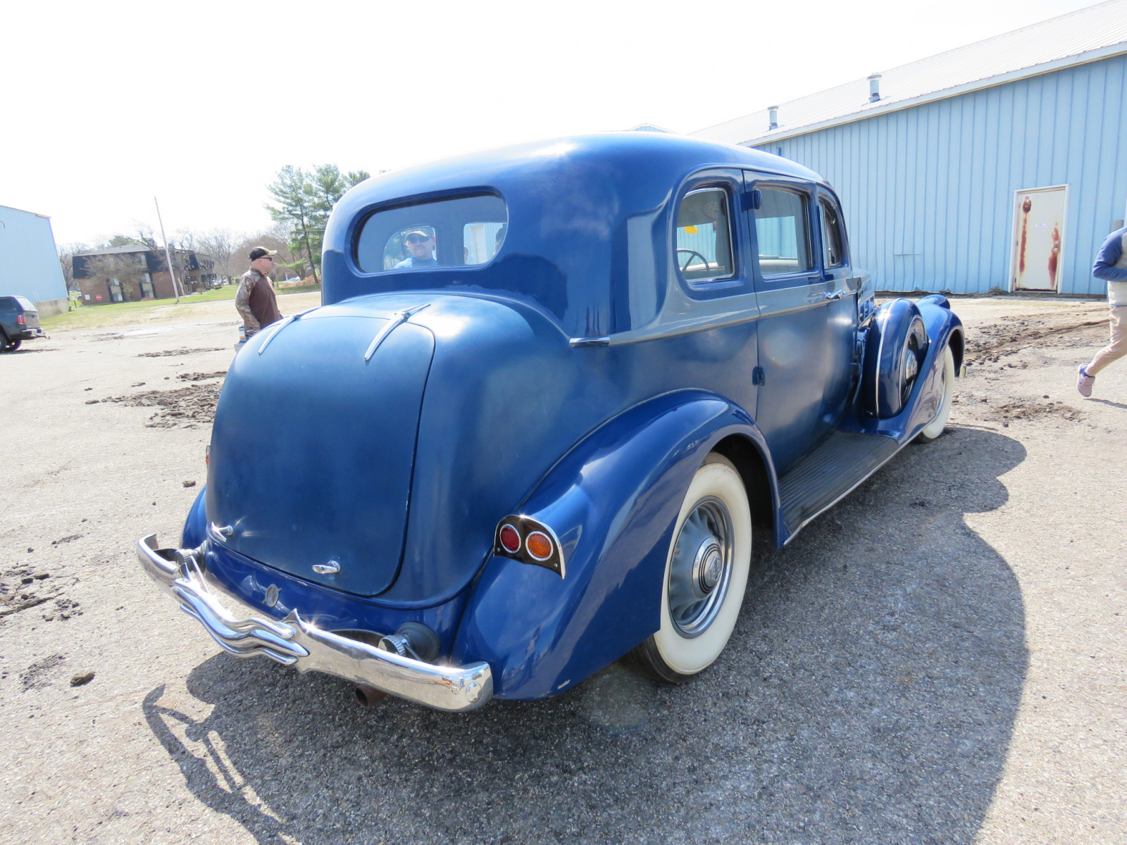 1936 Pierce Arrow V12  Series 1602 5 Passenger Sedan - Image 6