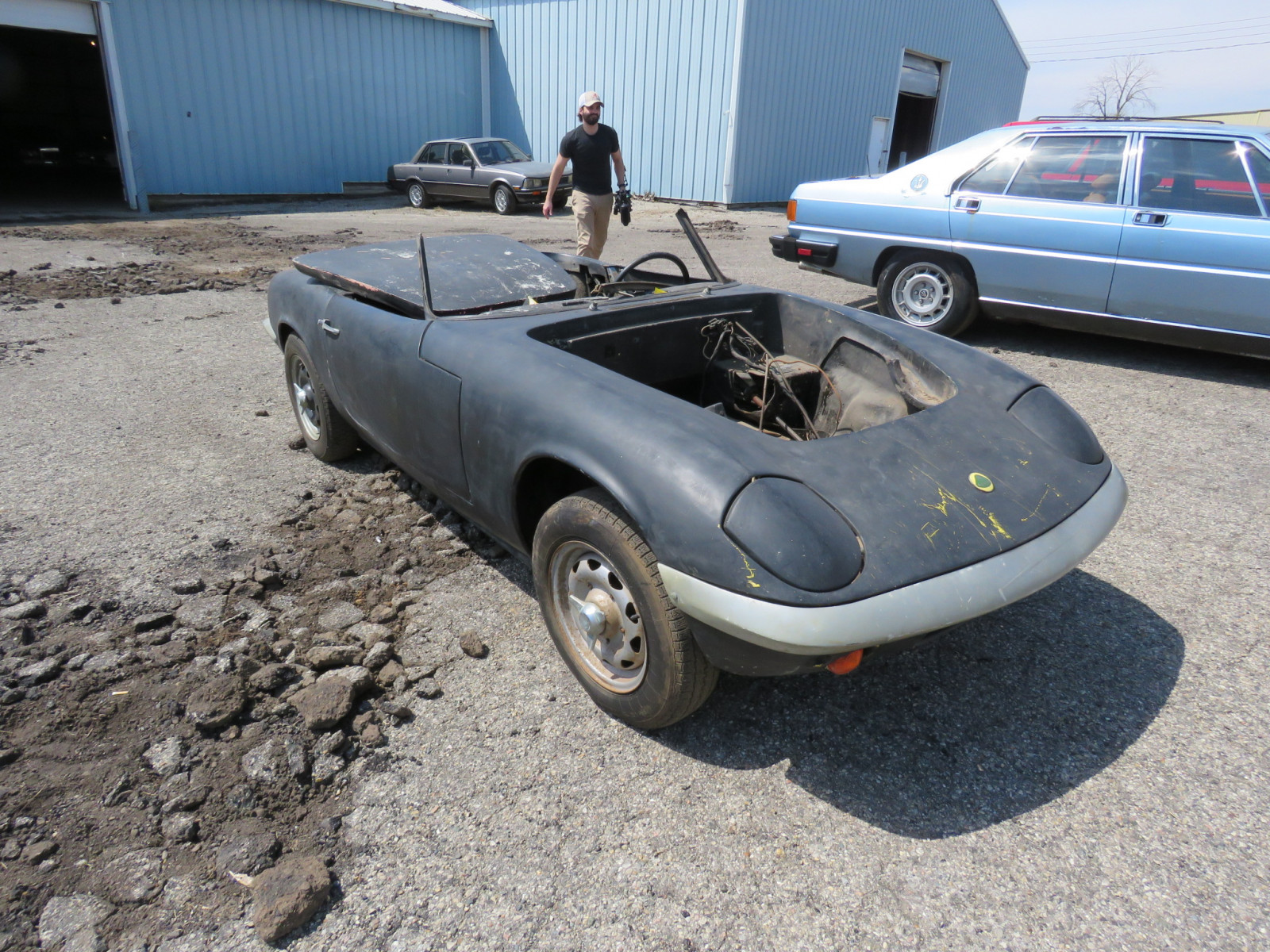 Lotus Elan Project - Image 3