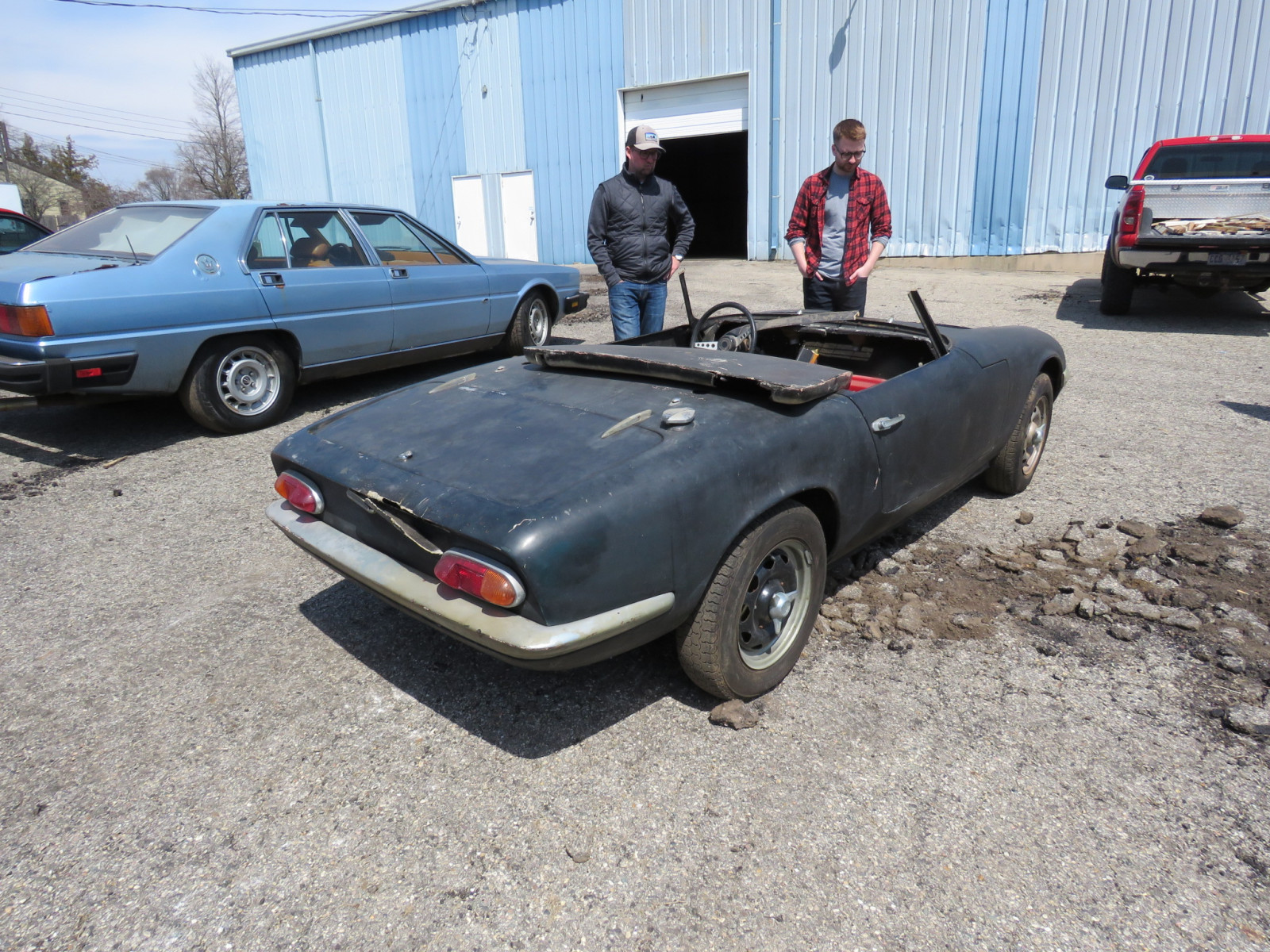 Lotus Elan Project - Image 4