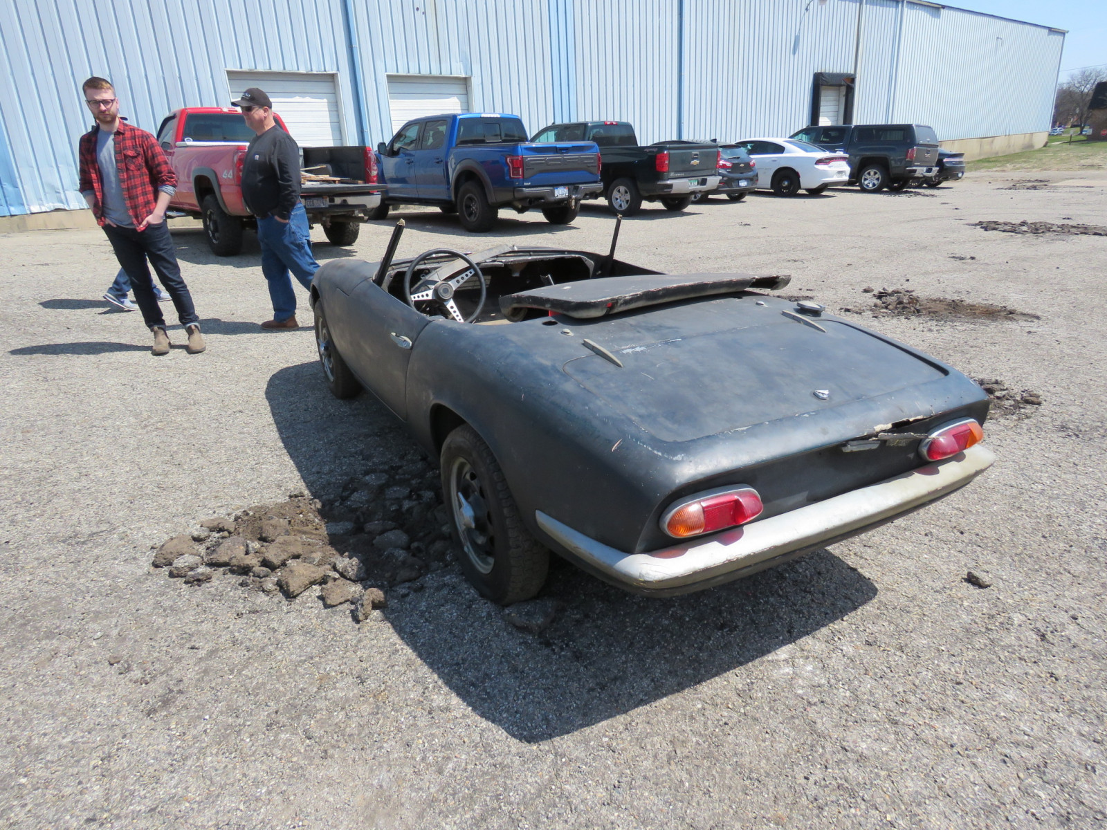Lotus Elan Project - Image 5