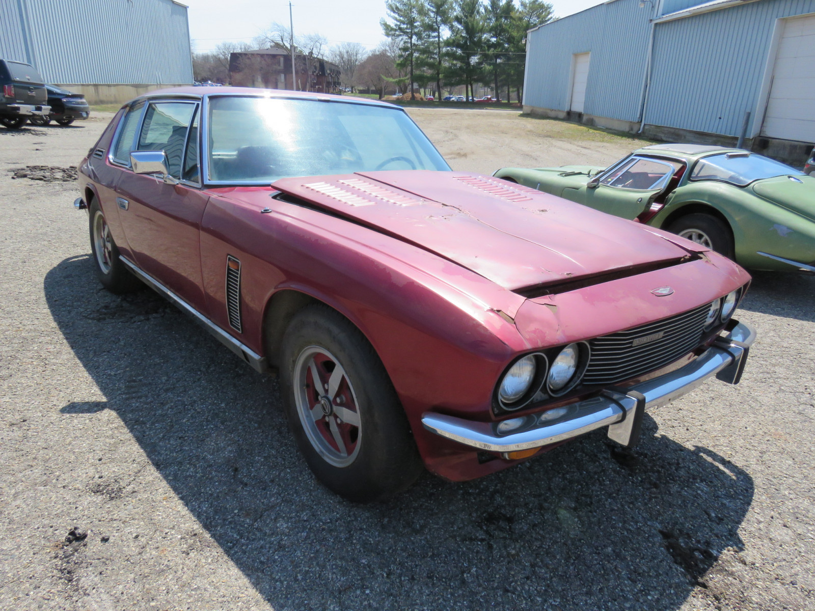1974 Jensen Interceptor II 2dr Sedan - Image 4