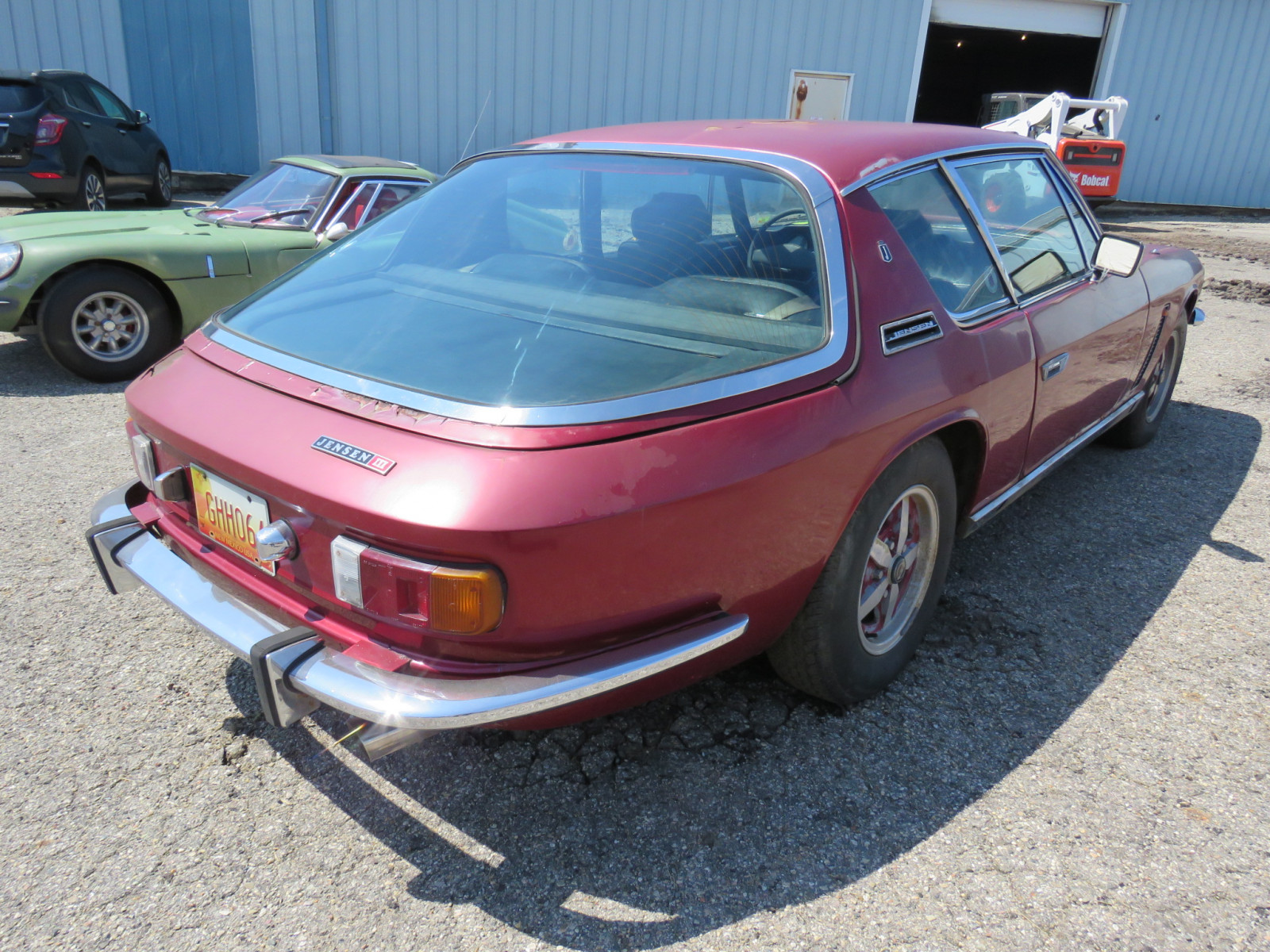 1974 Jensen Interceptor II 2dr Sedan - Image 6