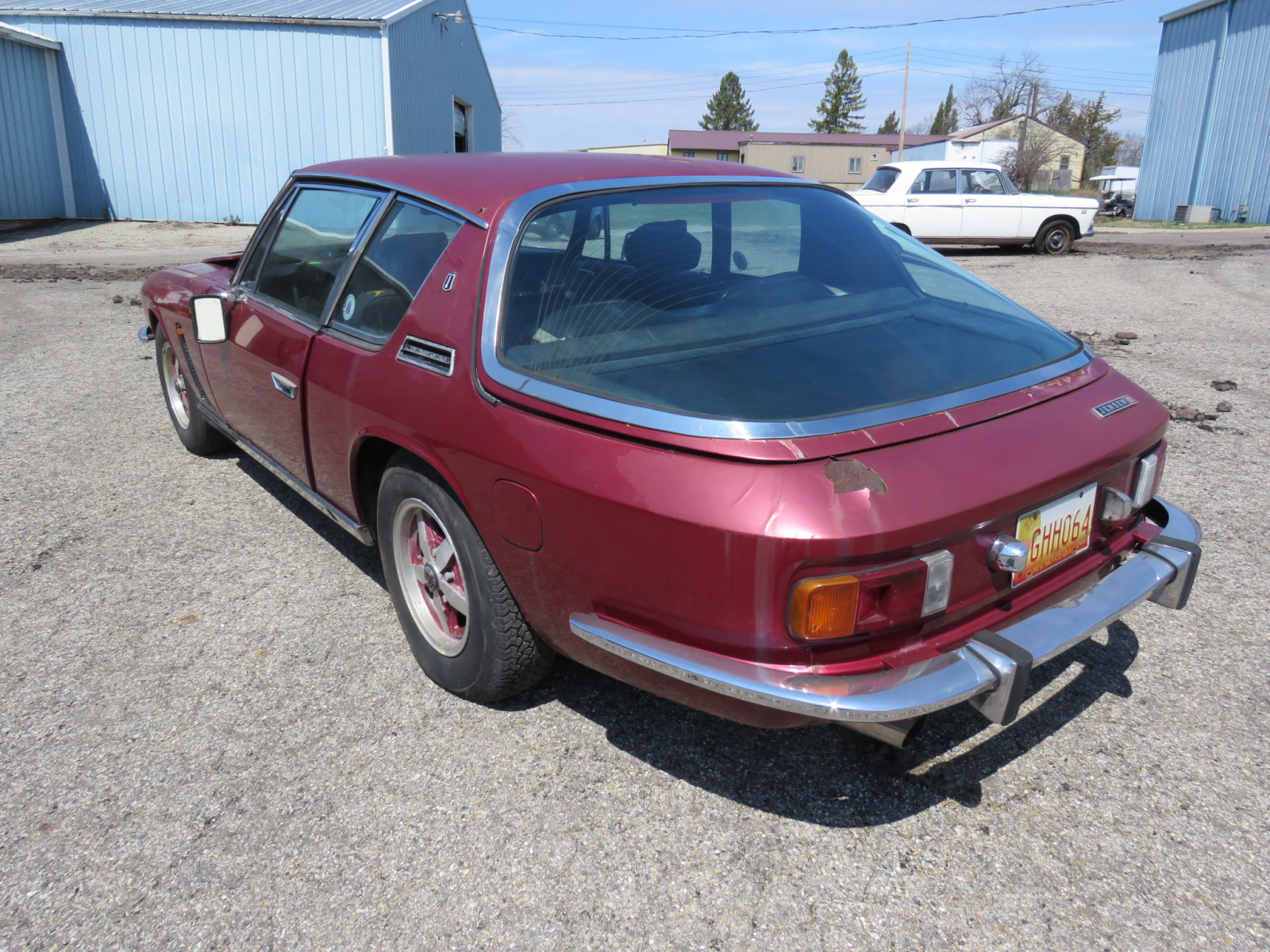 1974 Jensen Interceptor II 2dr Sedan - Image 9