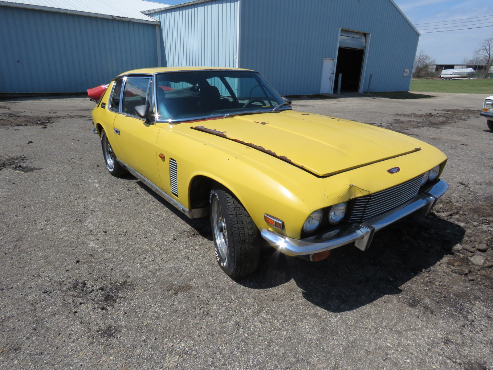 1971 Jensen Interceptor - Image 1