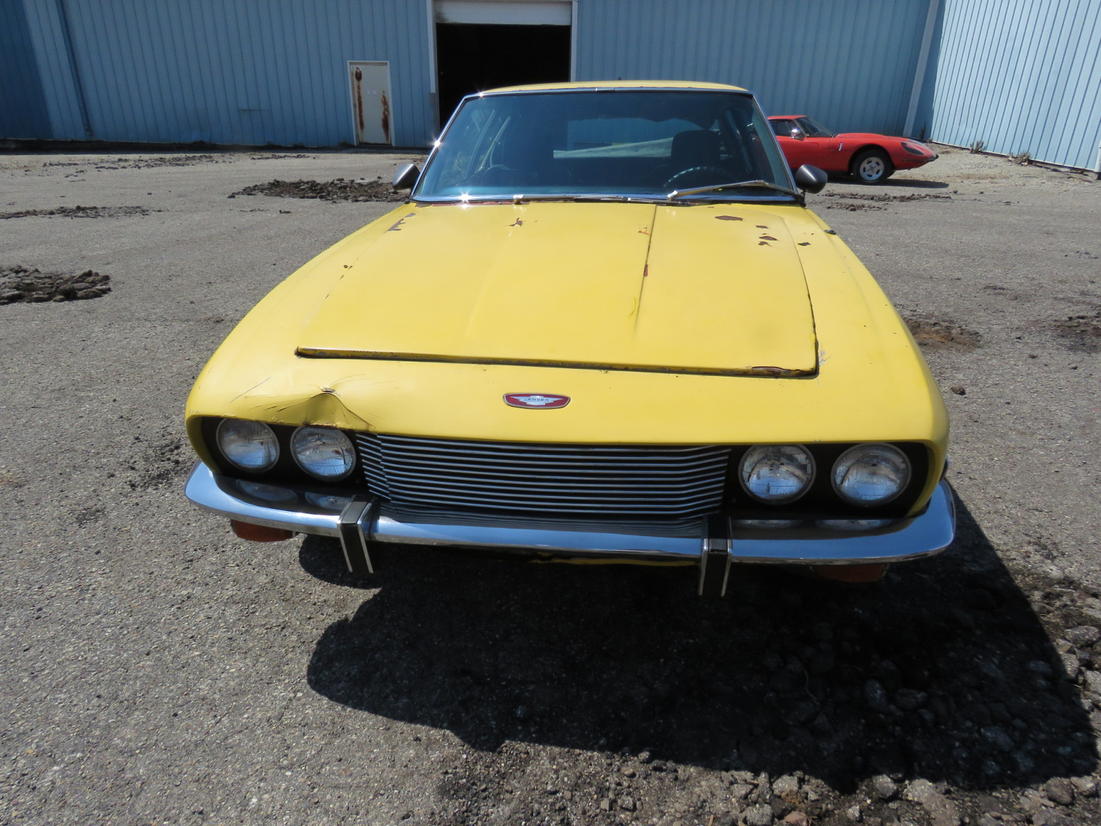1971 Jensen Interceptor - Image 2