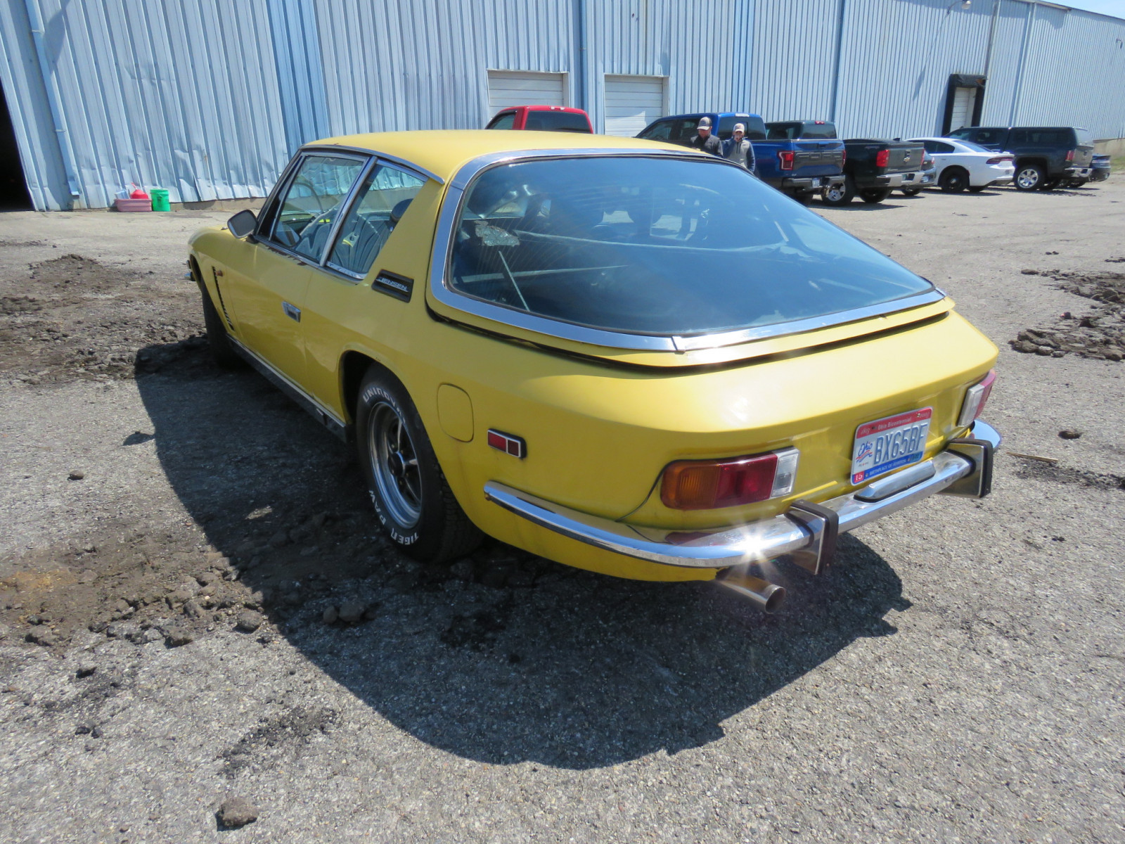 1971 Jensen Interceptor - Image 8